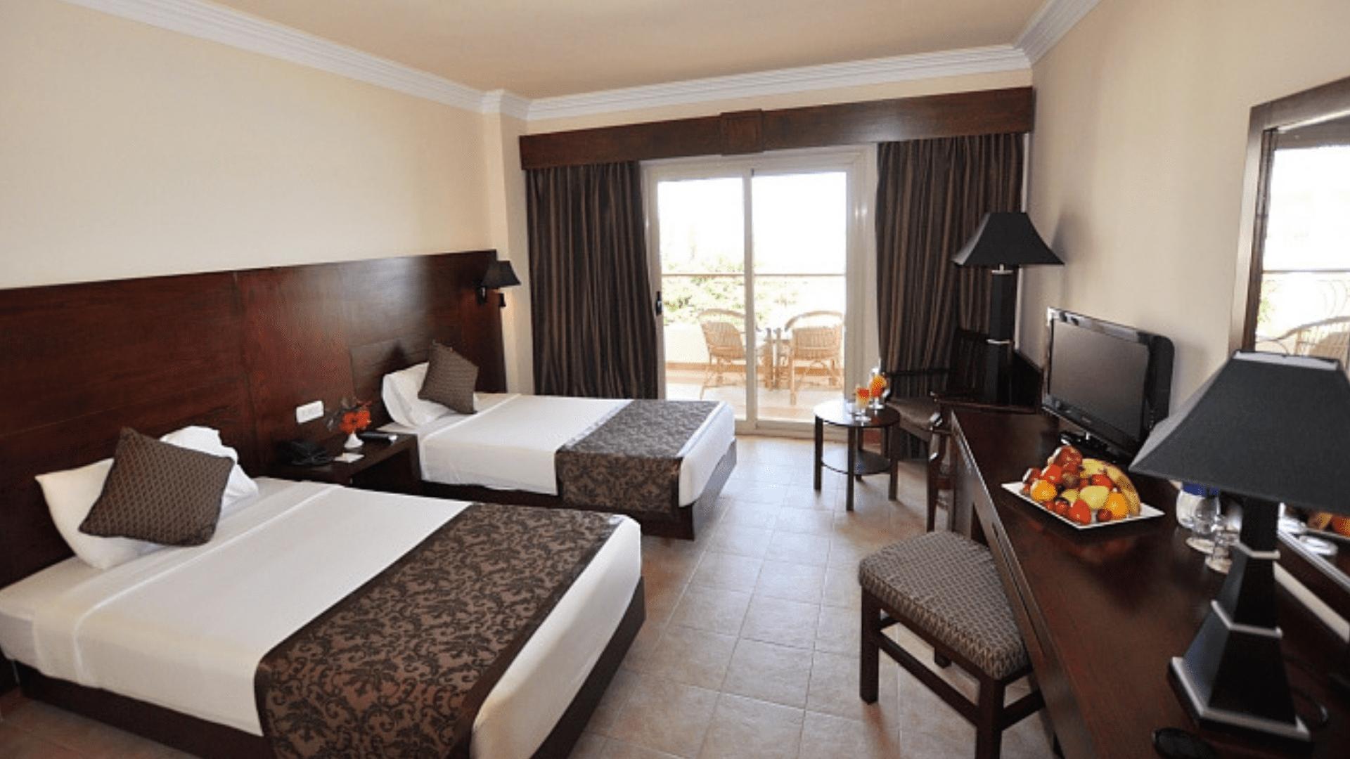 Royal Brayka Resort viešbučio miegamasis