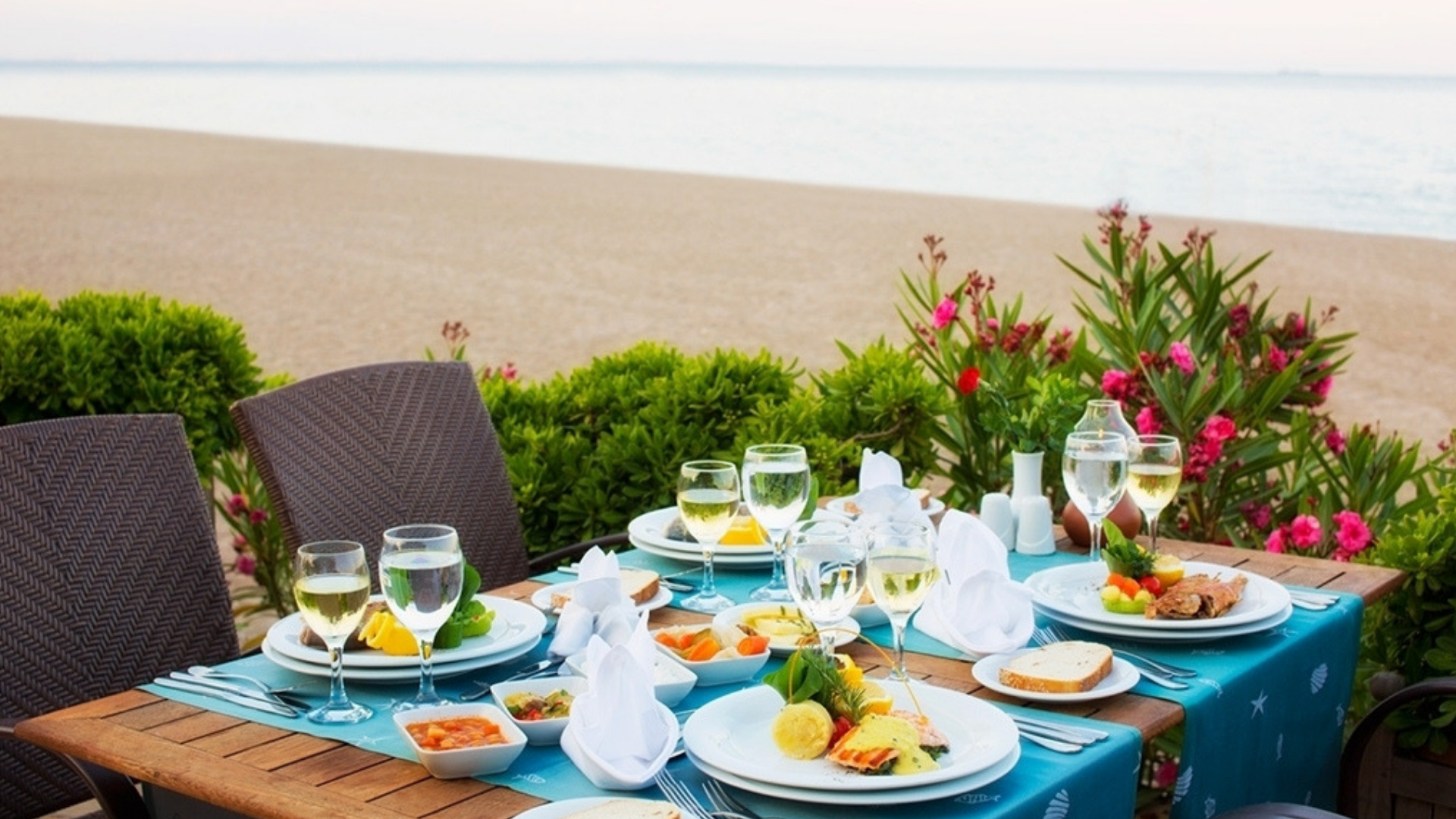 Nauji metai Turkijoje besimėgaujant gardžiais patiekalais