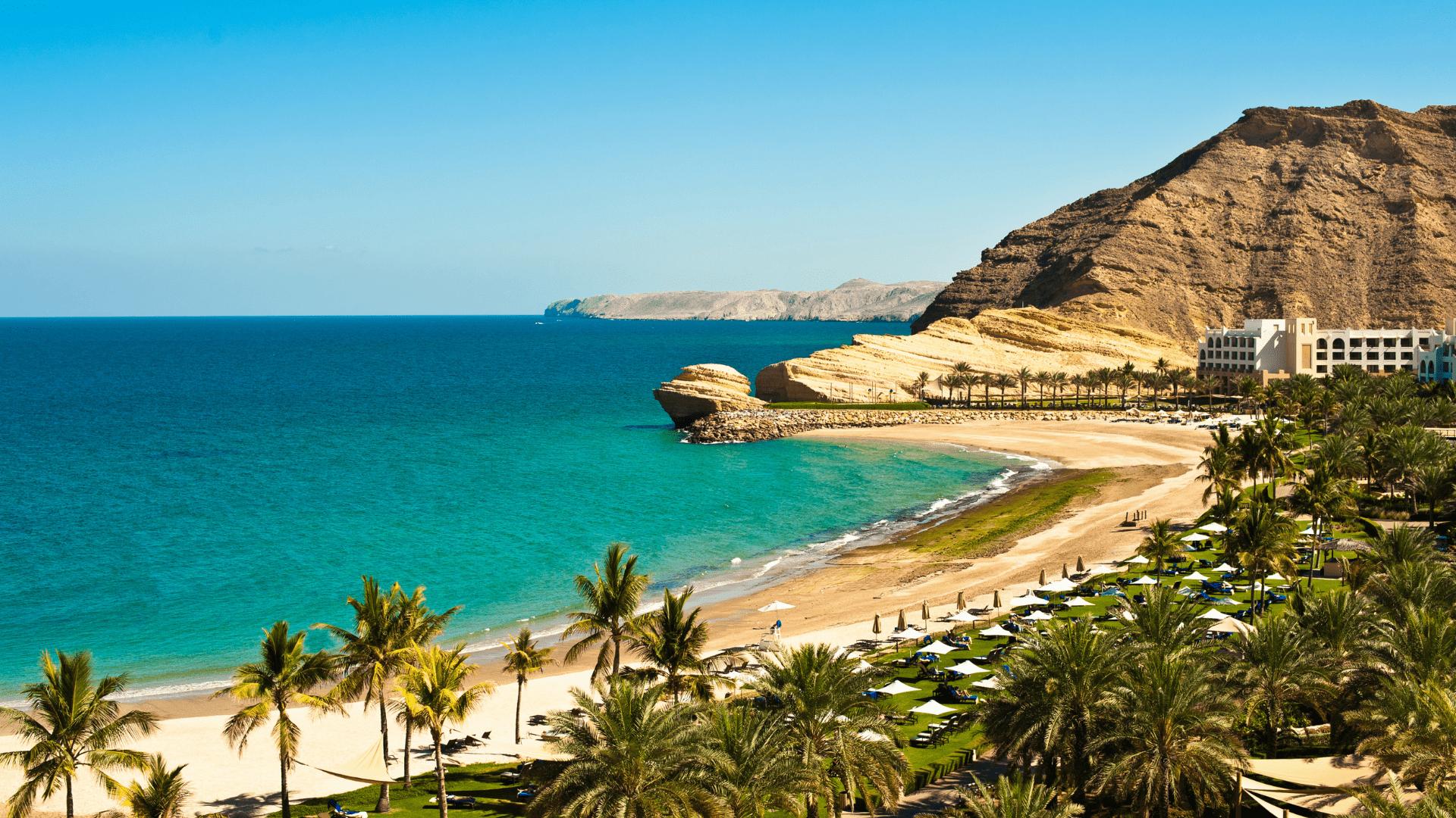 Omano pakrantė