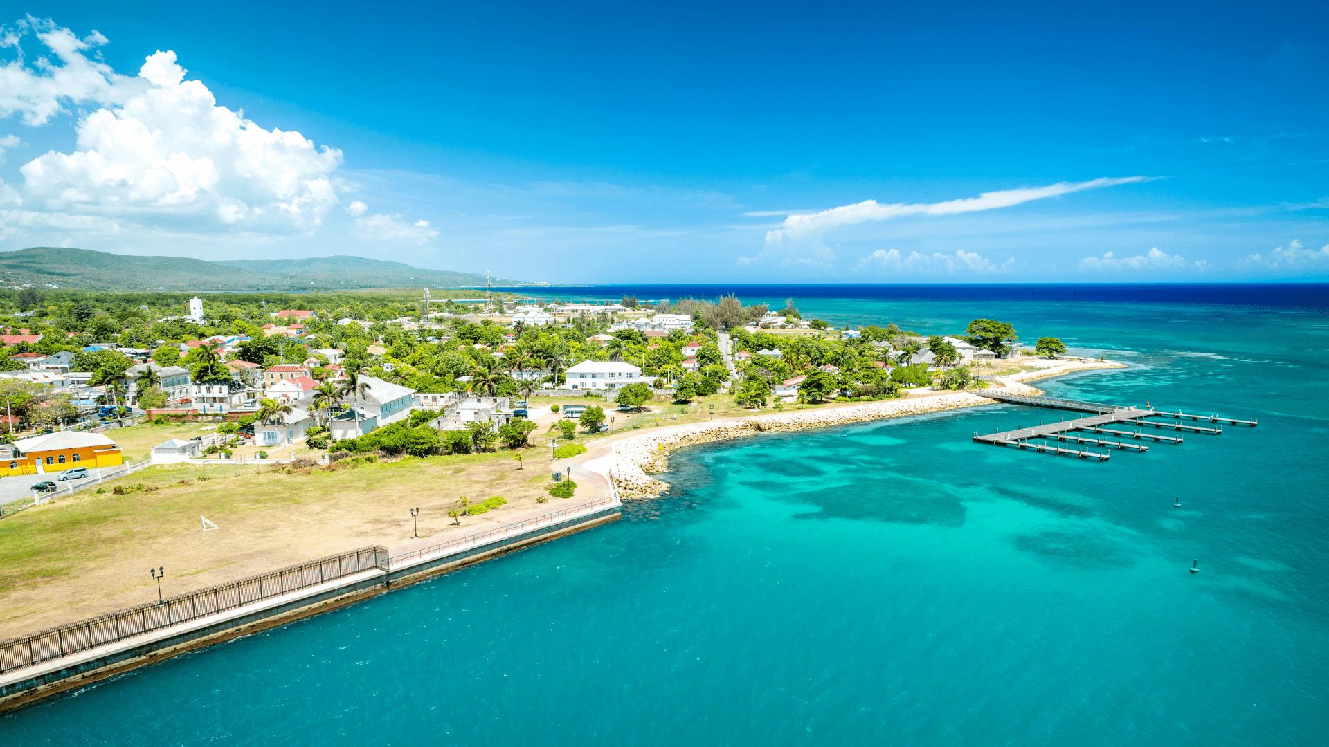 Jamaikos kraštovaizdis