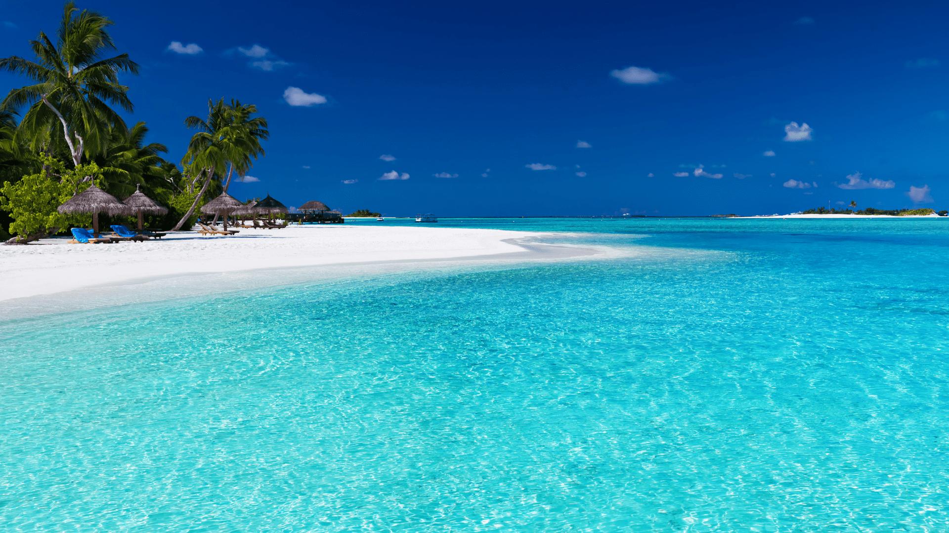 Paplūdimys Maldyvuose