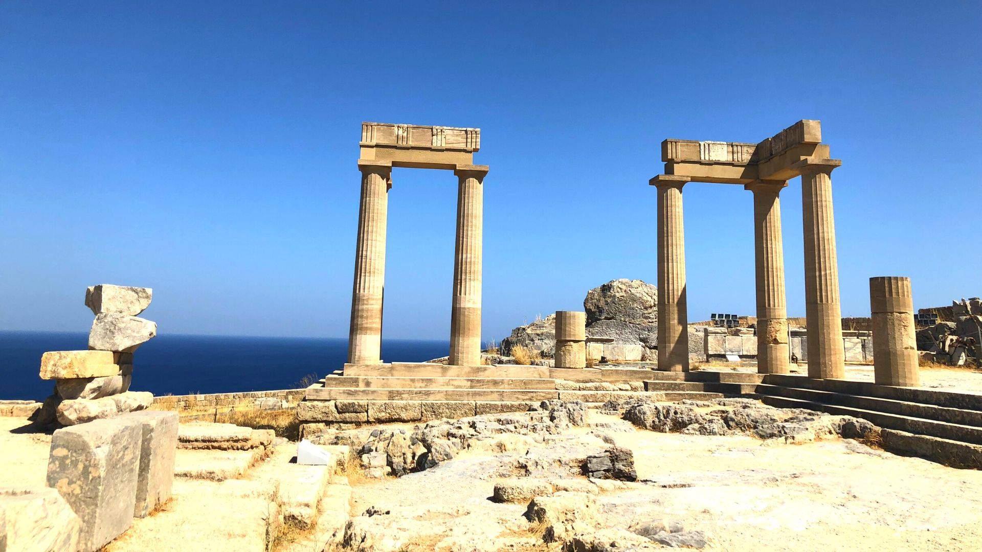 Rodo sala – ideali pažinčiai su antikine istorija