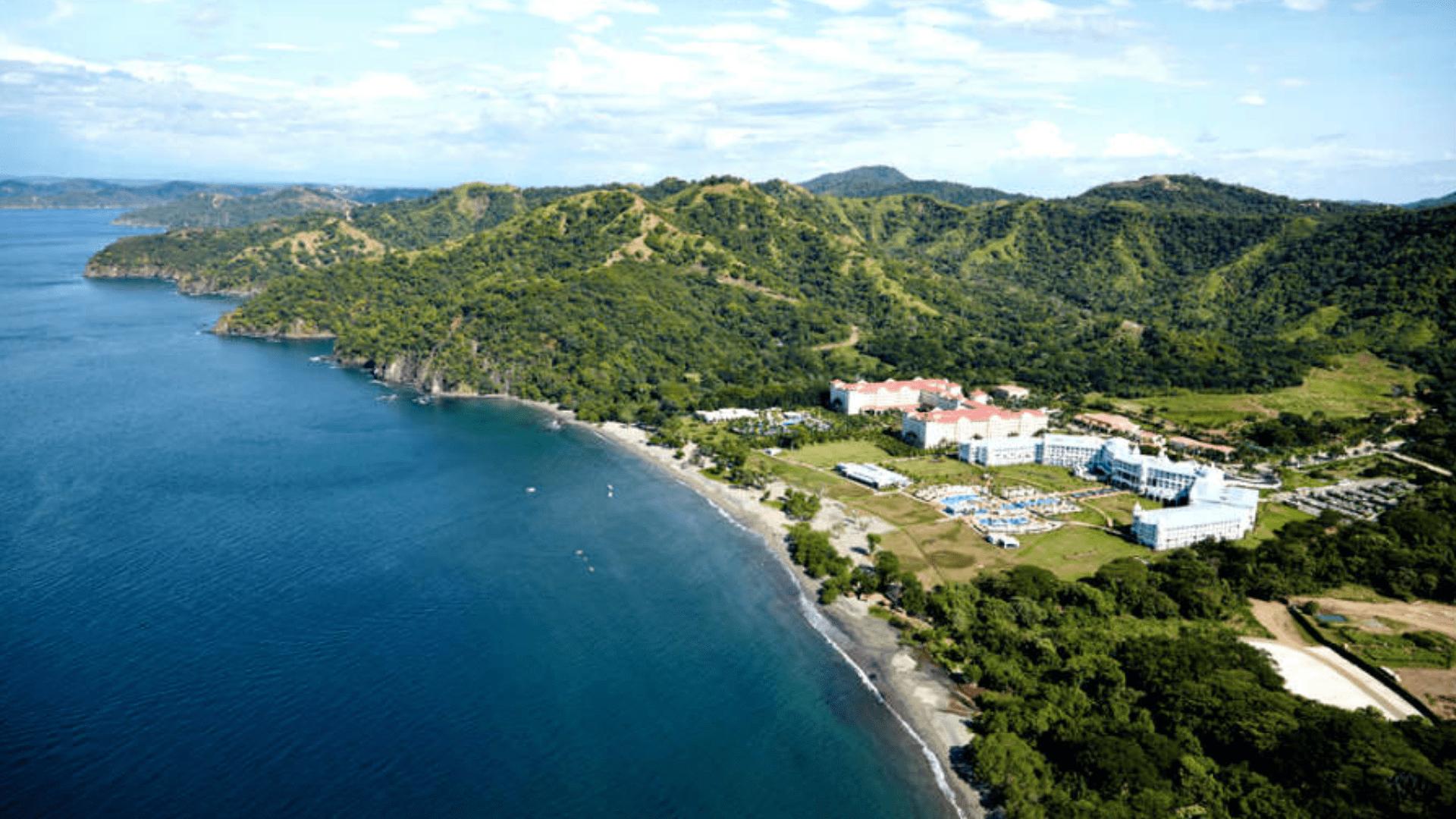 Nuostabi Kosta Rikos pakrantė