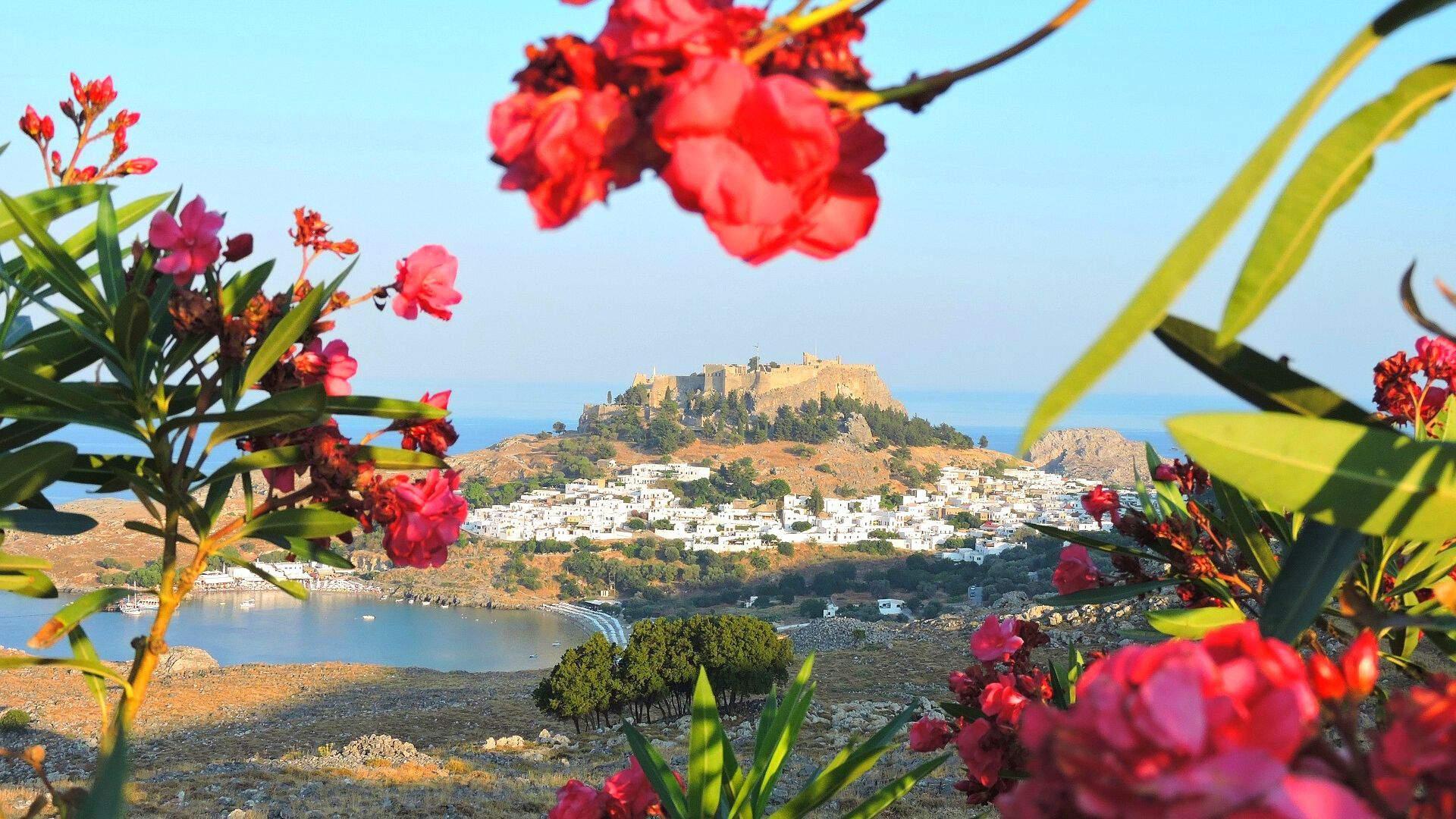 Rodo sala užburia antikiniais miestais ir gamtos grožiu