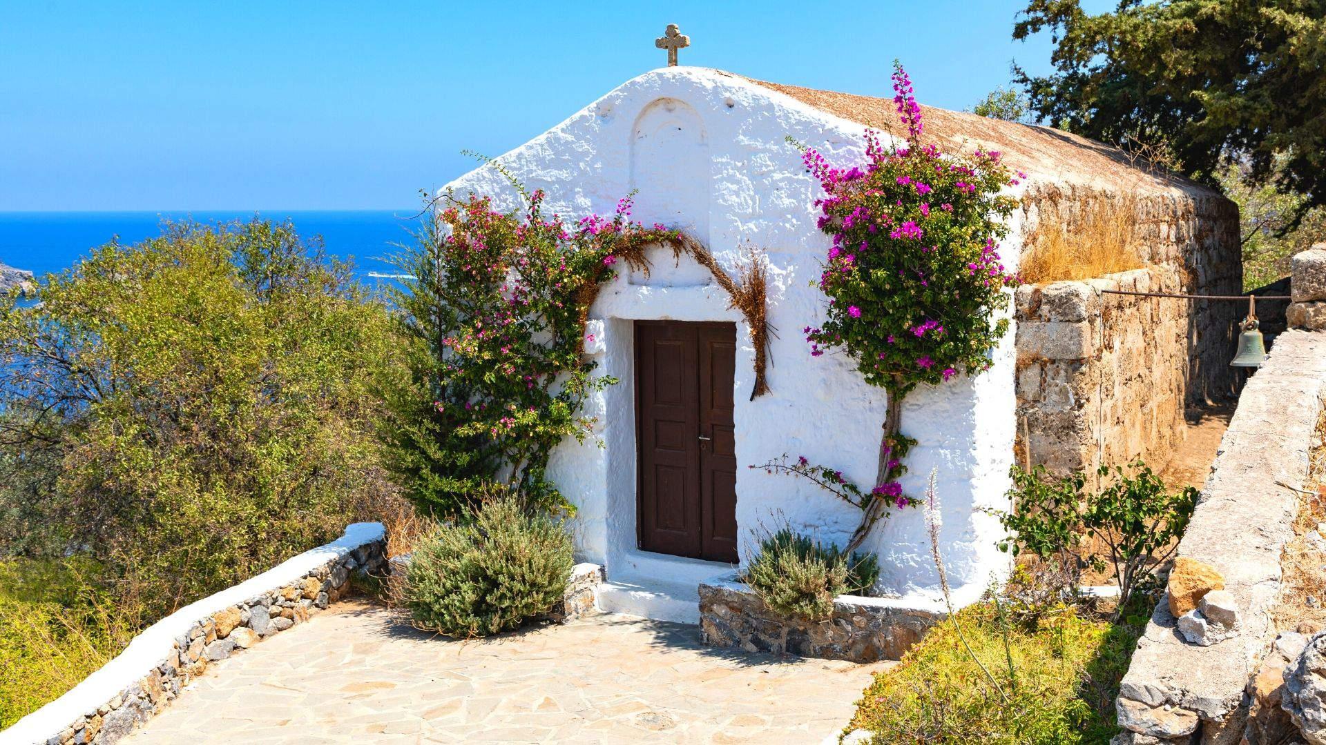 Rodo sala kupina autentikos ir antikinės istorijos