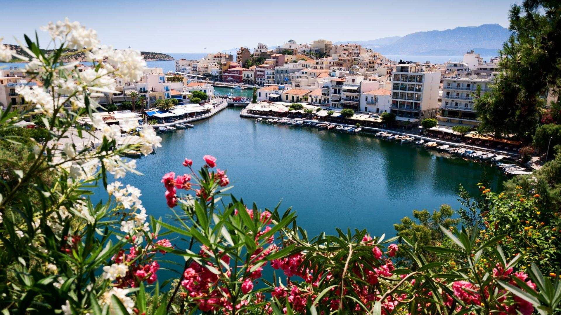 Agios Nikolaos miestas