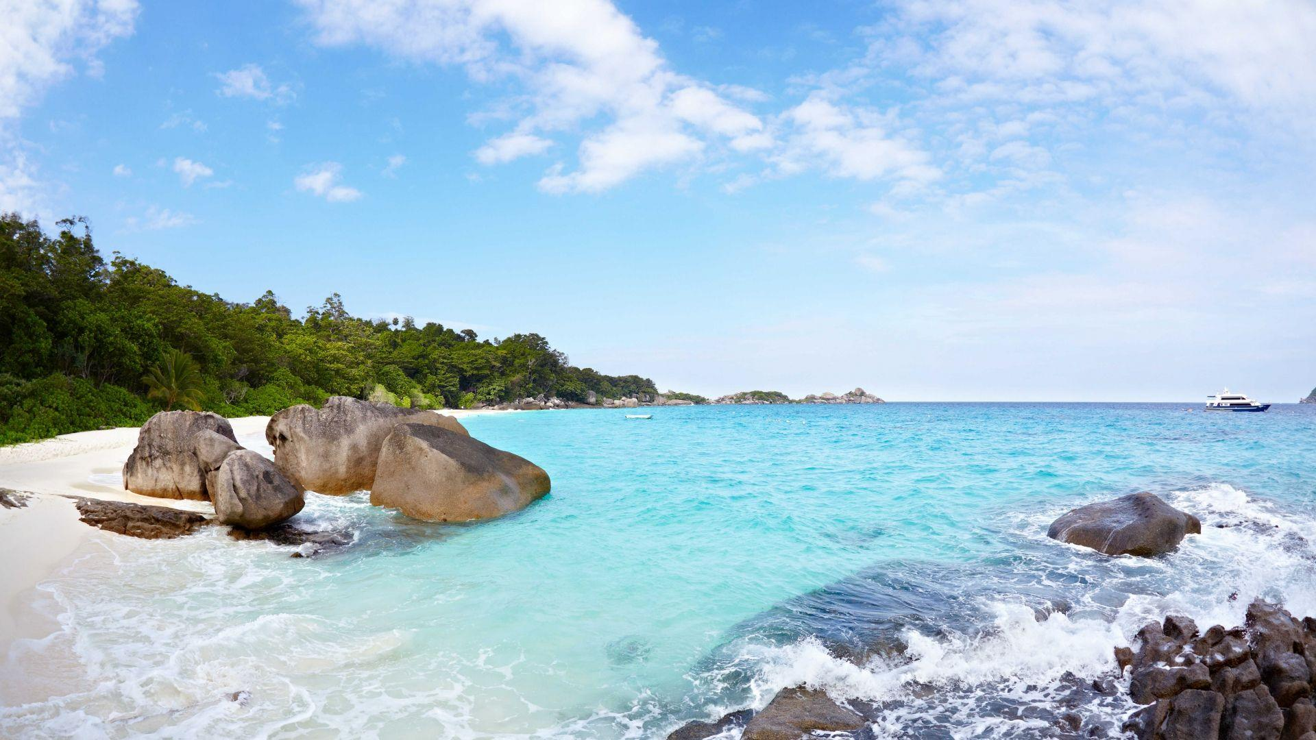Similano salos pakrantė