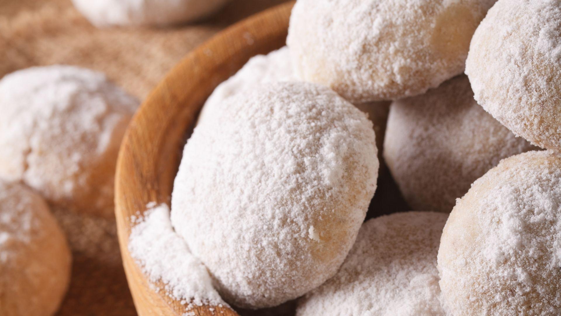 Tradicinis albanietiškas saldumynas