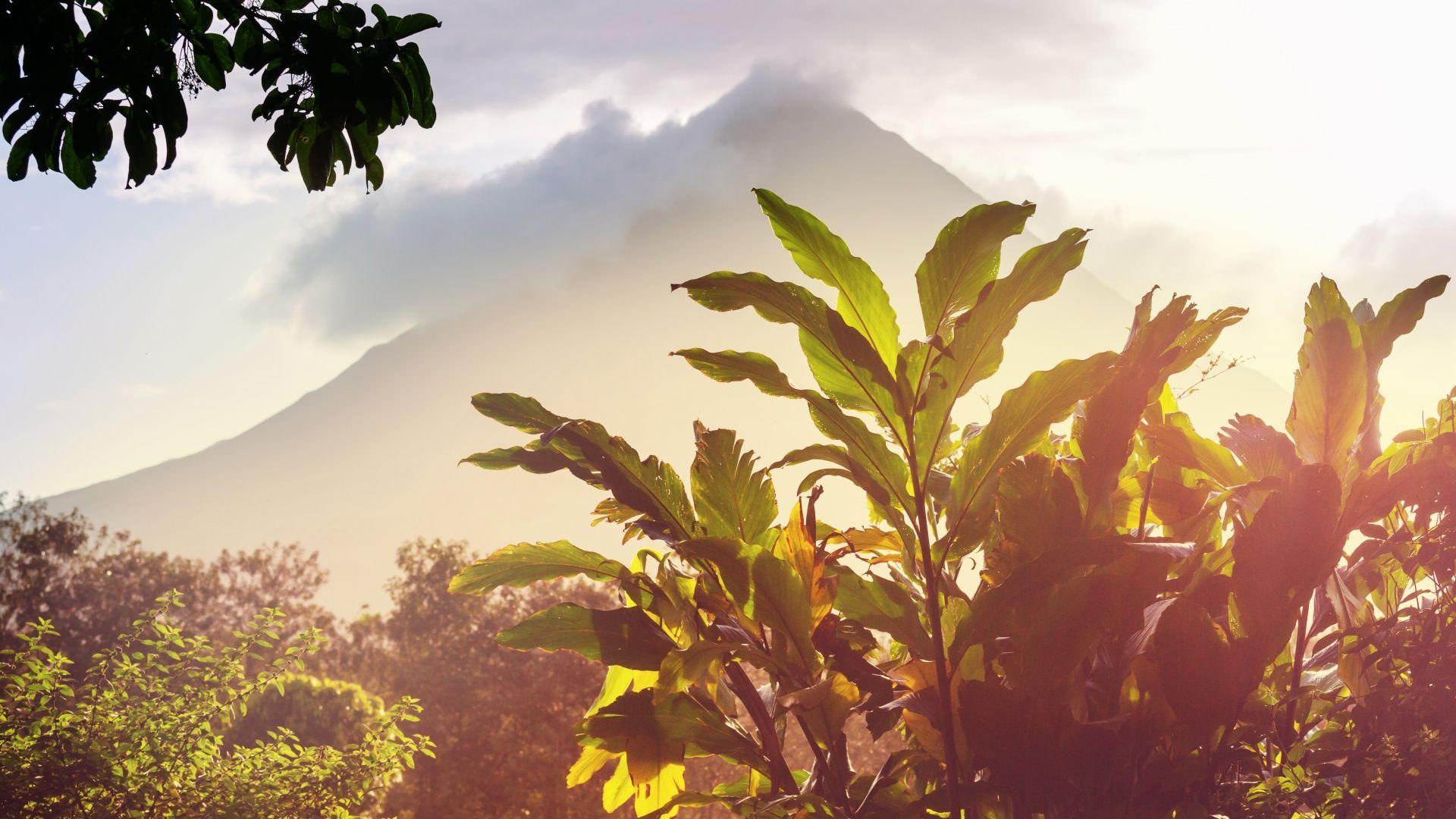 Arenalio ugnikalnis