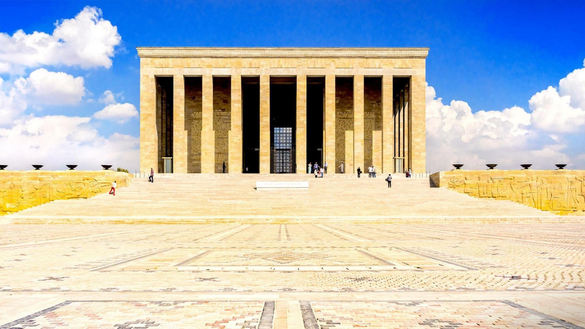 Ataturko muziejus - itin populiari lankytina vieta Ankaroje
