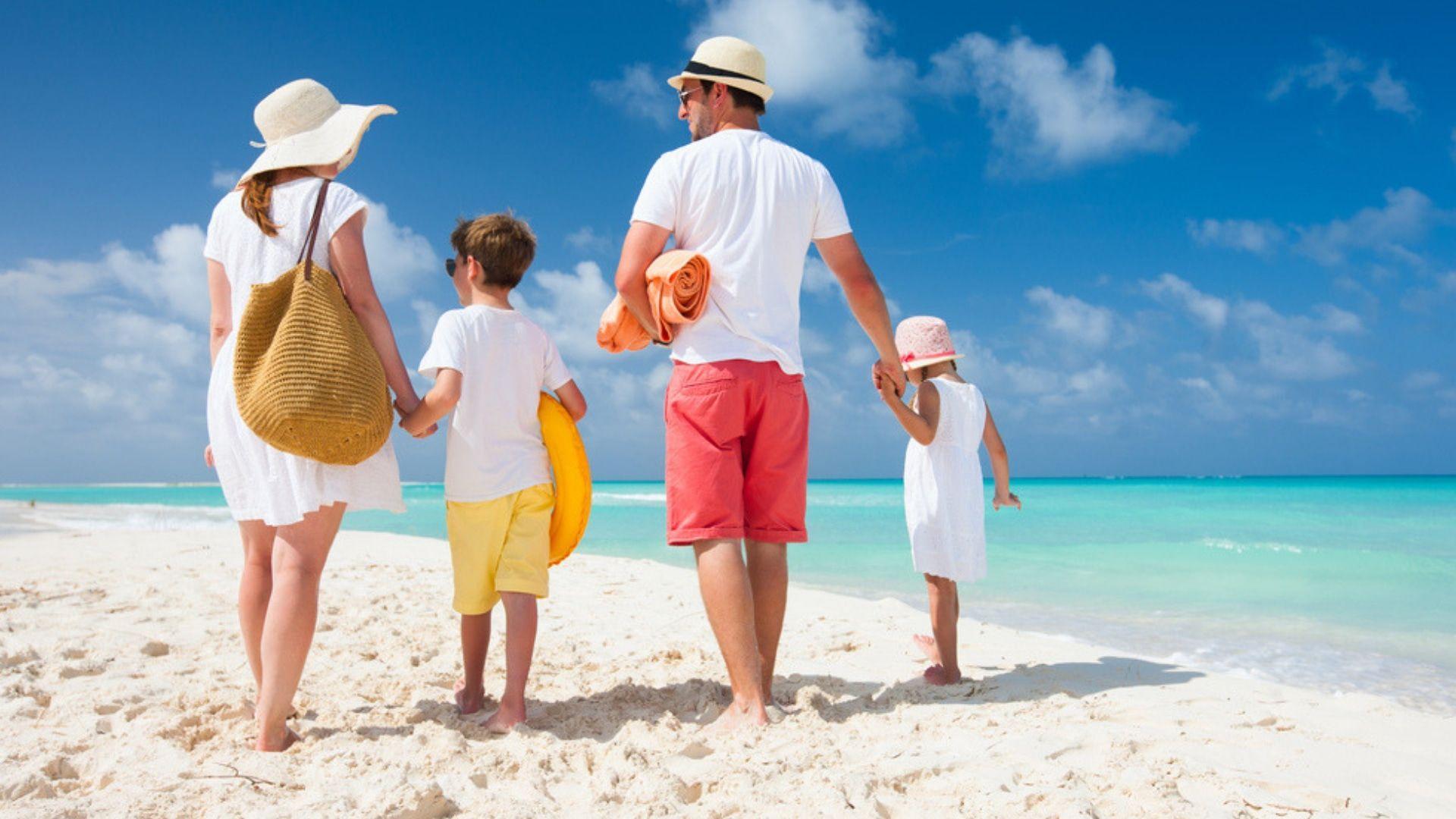 Nepakartojamos šeimos atostogų akimirkos
