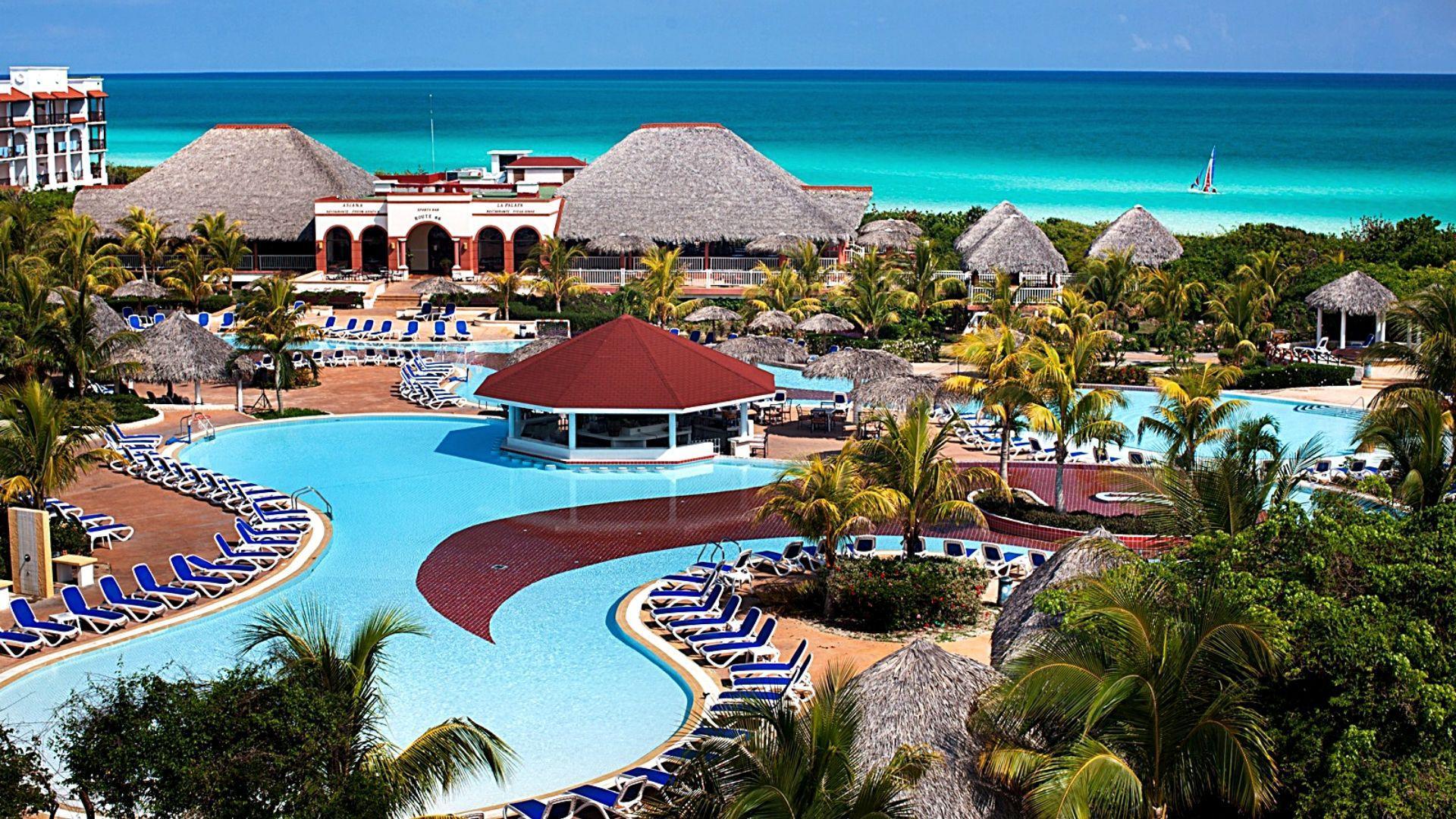 """Atostogaukite Kuboje """"Hotel Memories Paraiso Beach Resort"""" viešbutyje"""