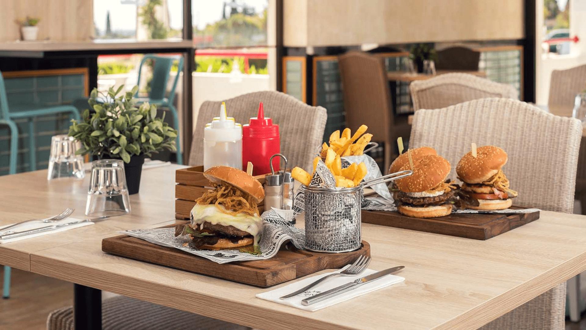 """Gardus maistas """"Be Smart Terrace"""" viešbutyje"""