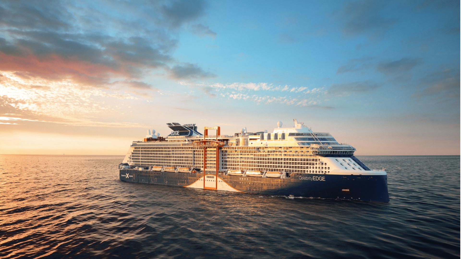 """Keliautojai vyks laivu """"Celebrity Edge"""""""