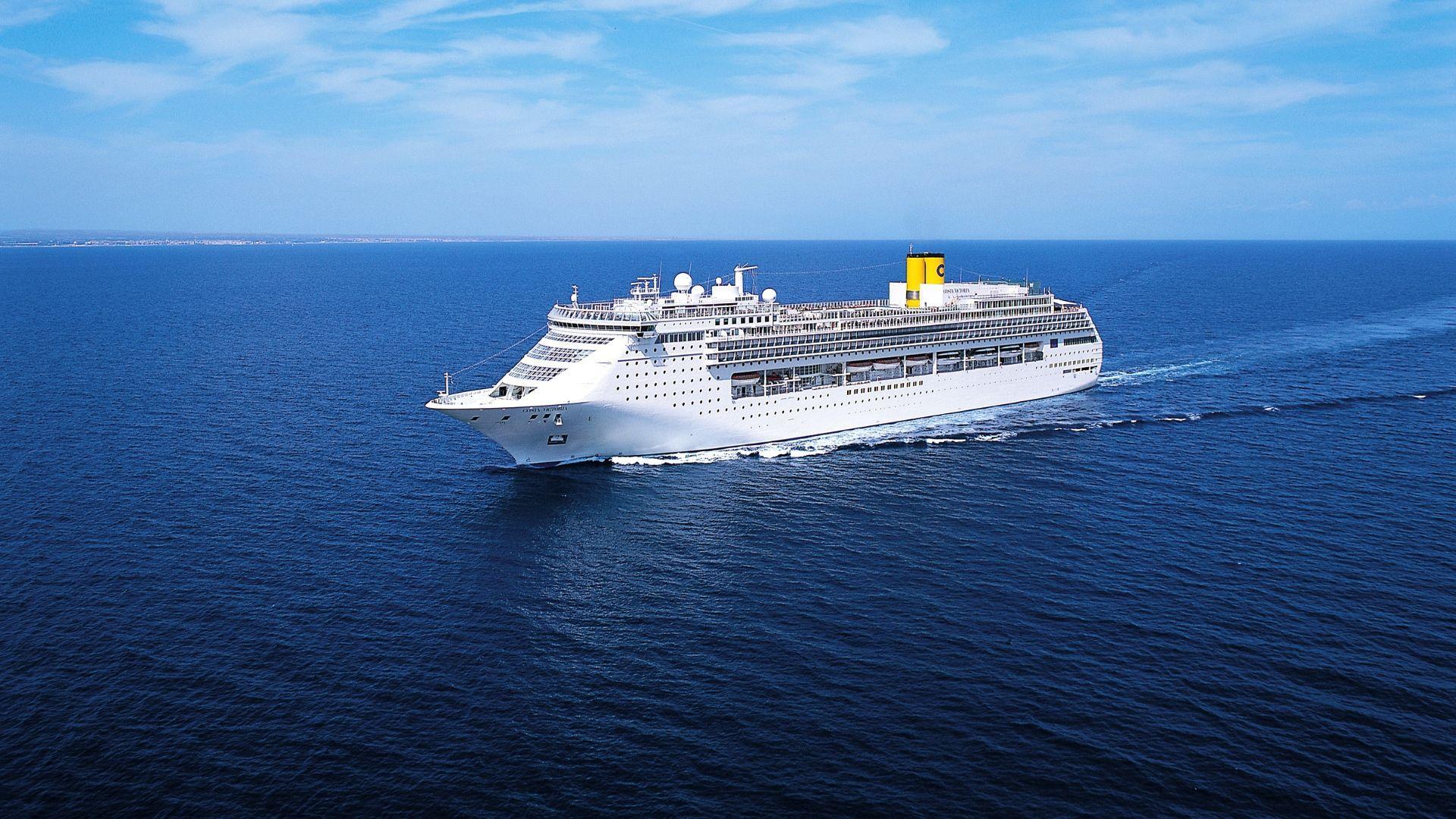 """""""Costa Victoria"""" kruizinis laivas"""
