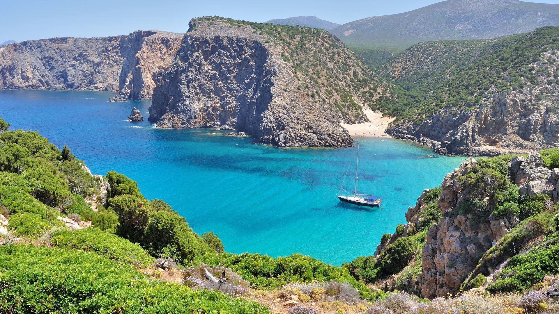 Sardinijos pakrantė