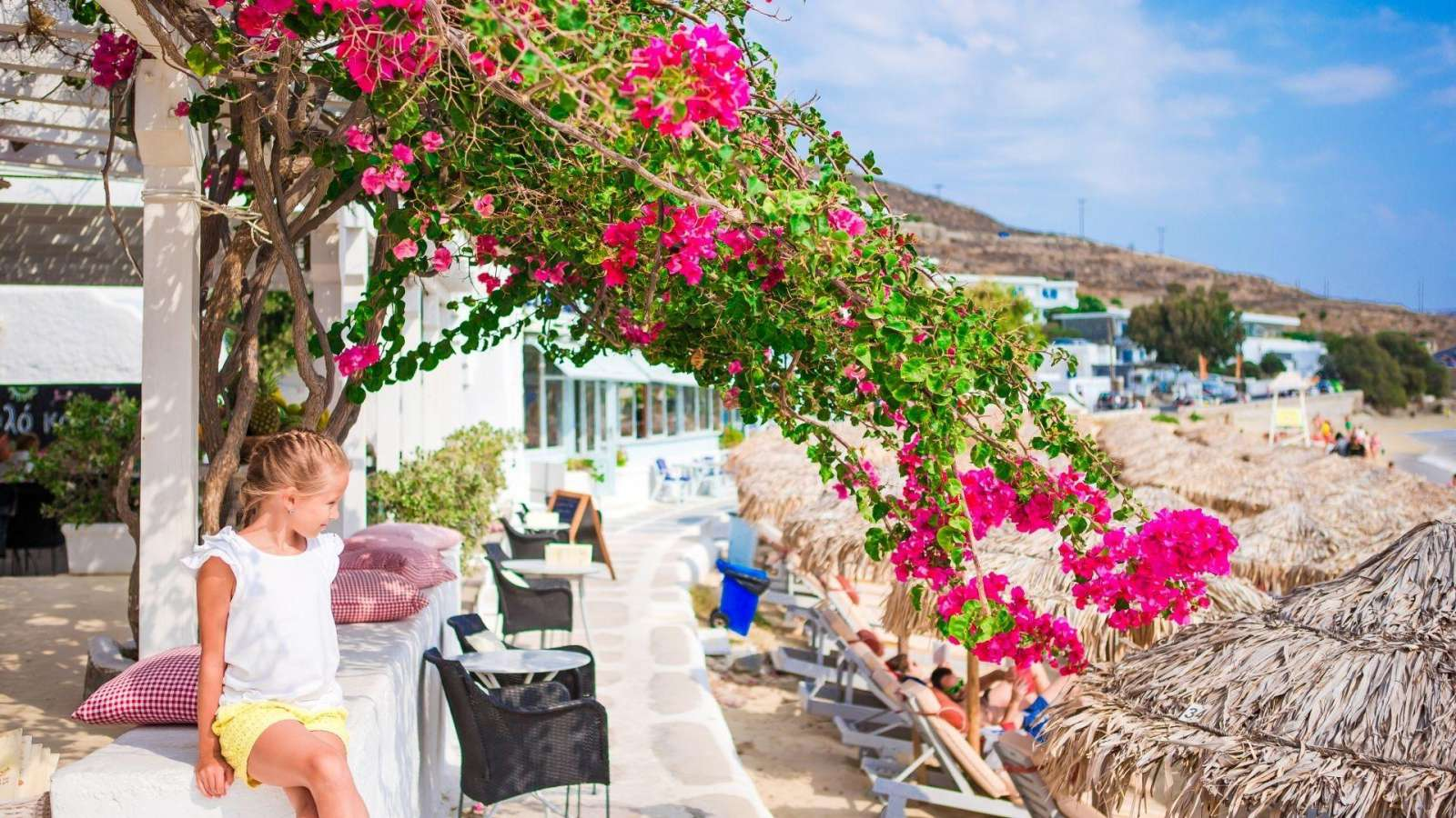 Nuolatinė saulė ir žydėjimas – Korfu vizitinė kortelė