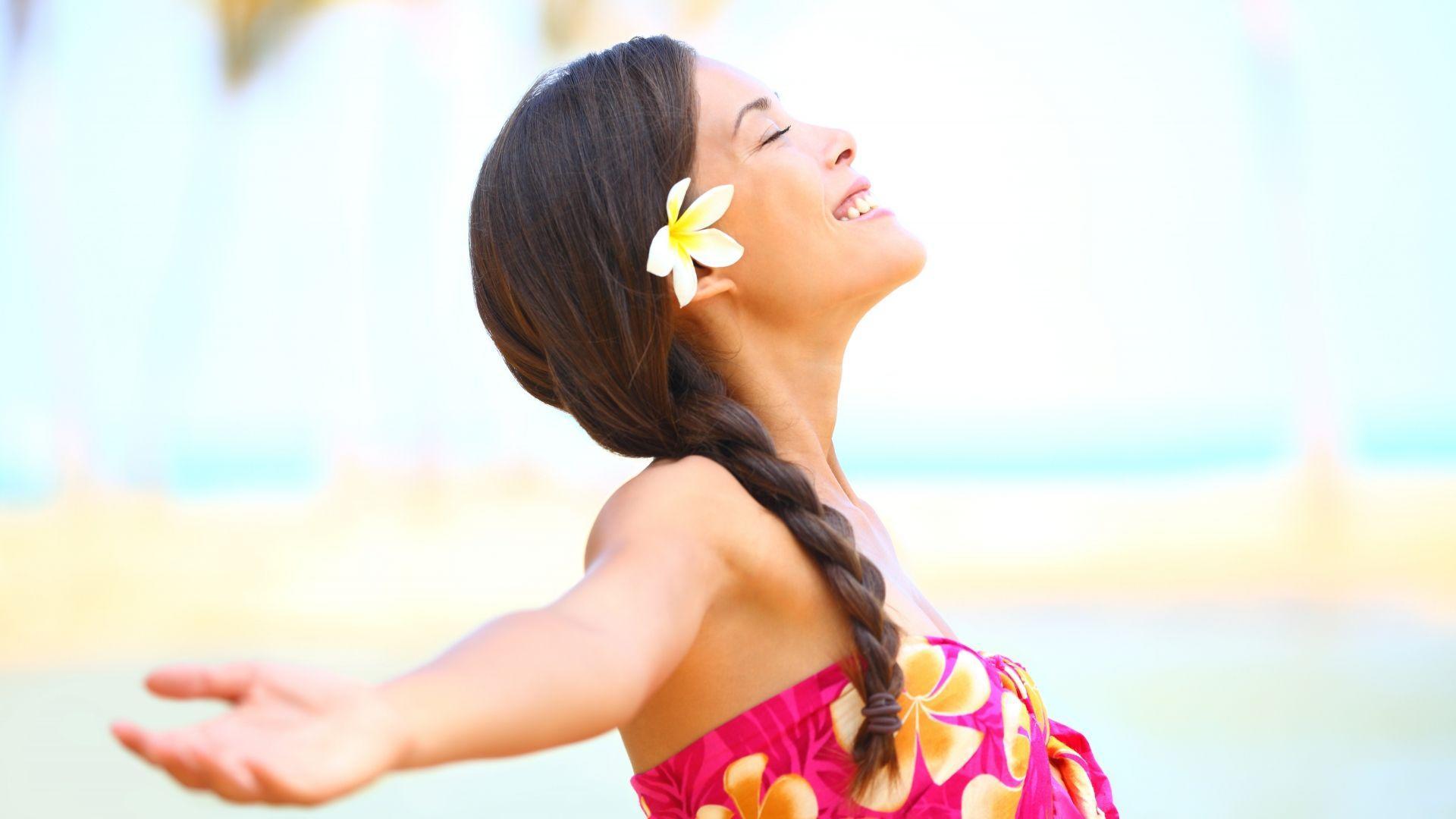 Pajuskite Havajų dvasią