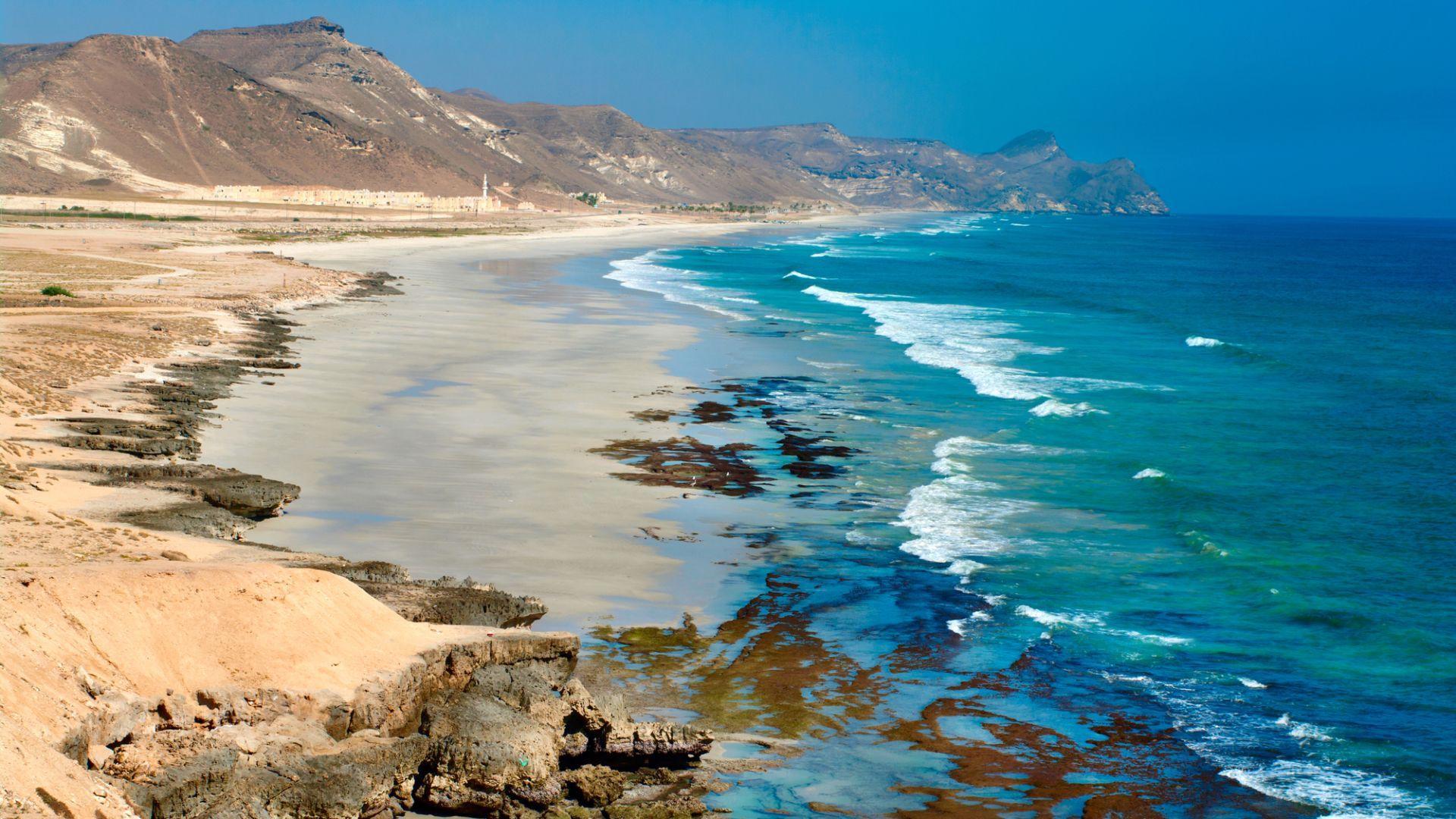 Atostogaudami Omane mėgaukitės gerais orais ir paplūdimio poilsiu