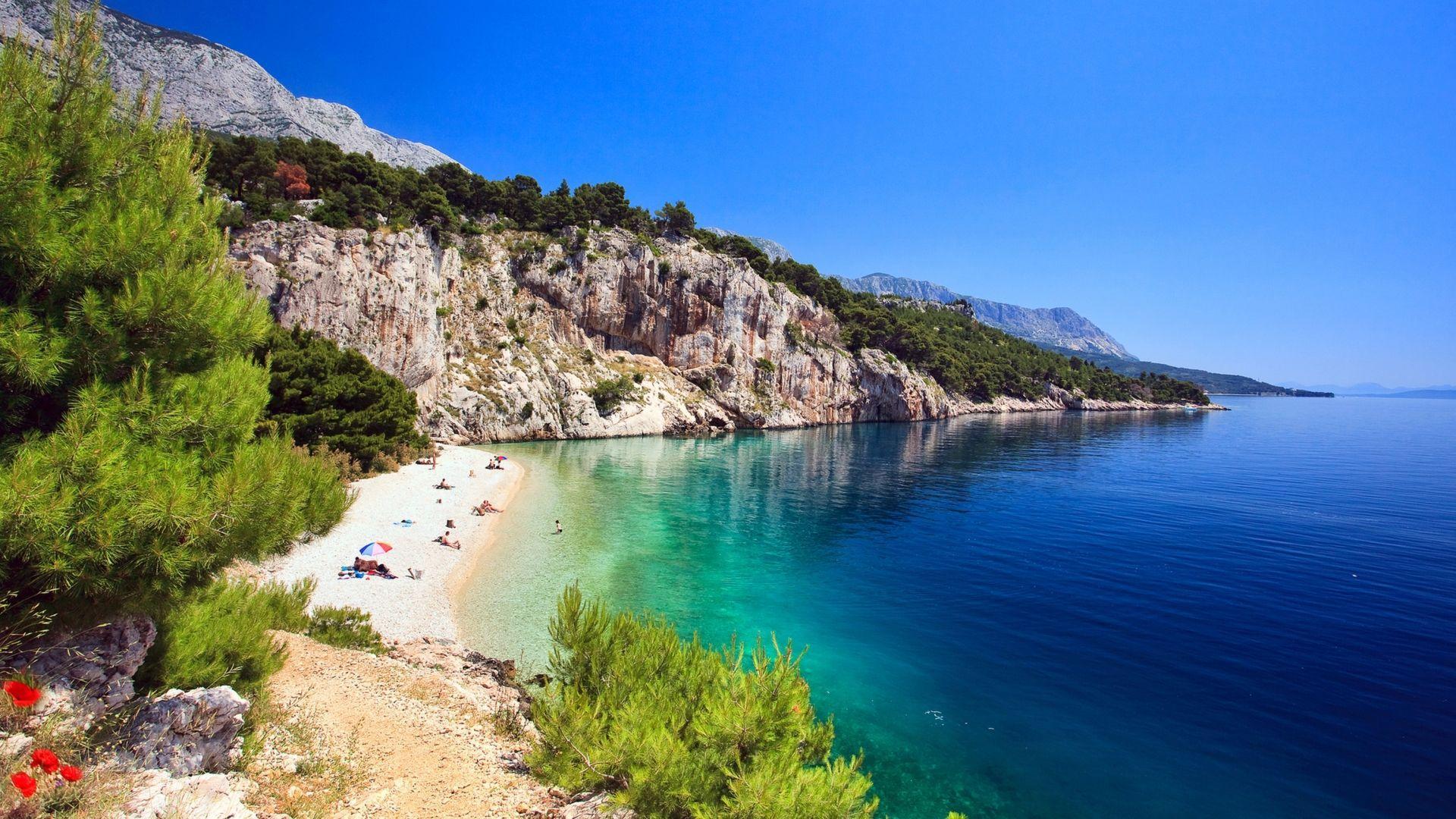 Nuostabi Kroatijos pakrantė