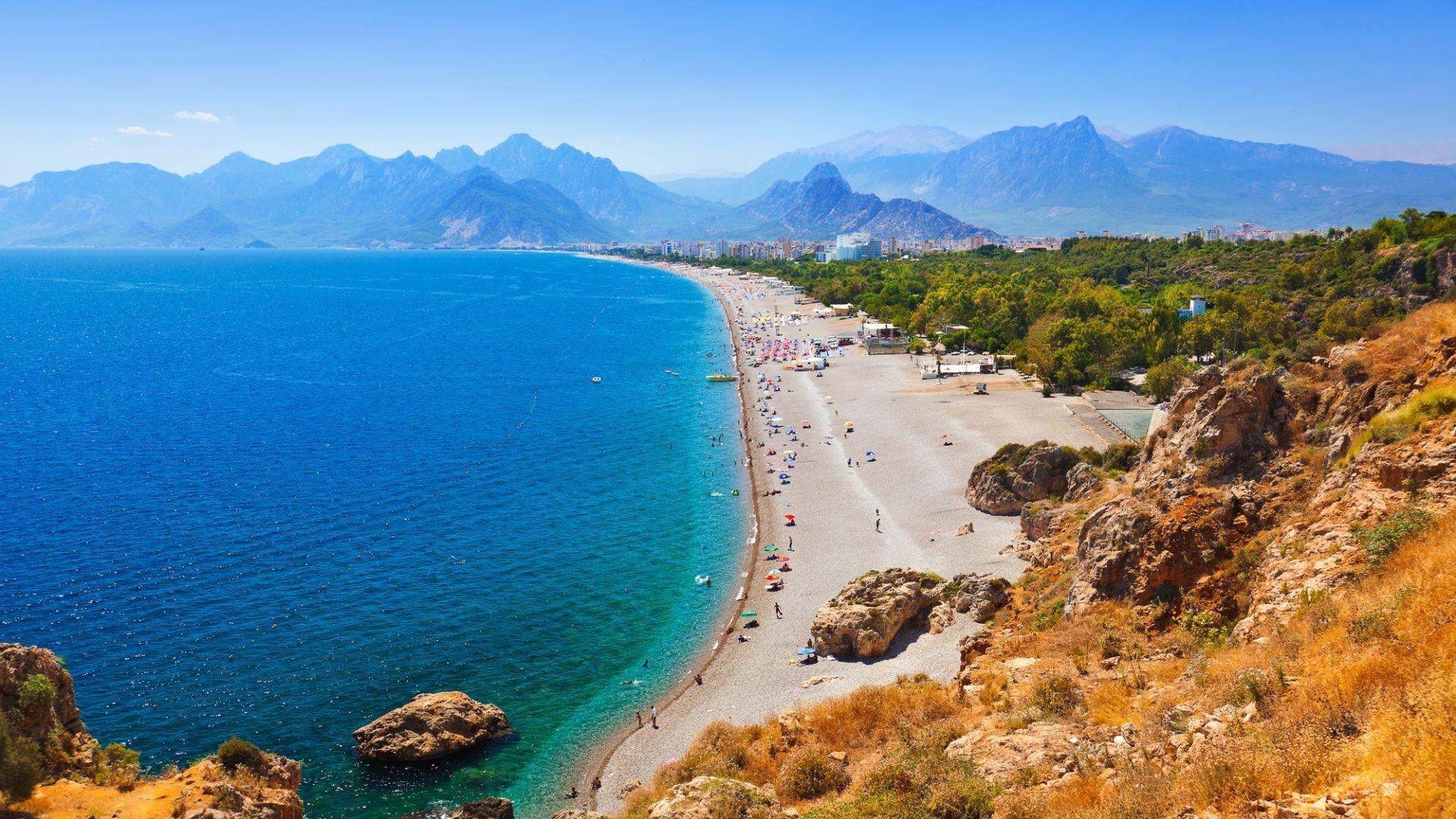 Nauji metai Turkijoje – susipažinimui su nuostabia gamta