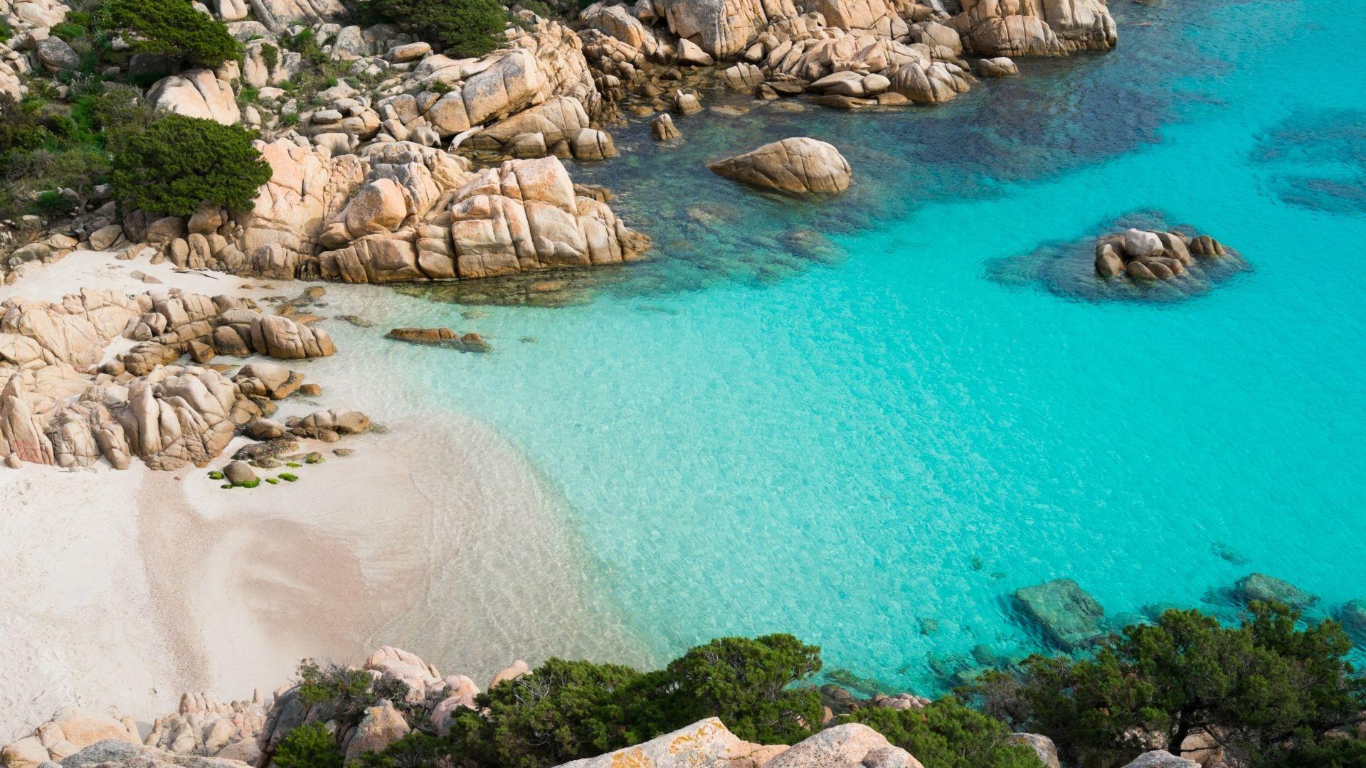 Žydrasis Viduržemio jūros vanduo