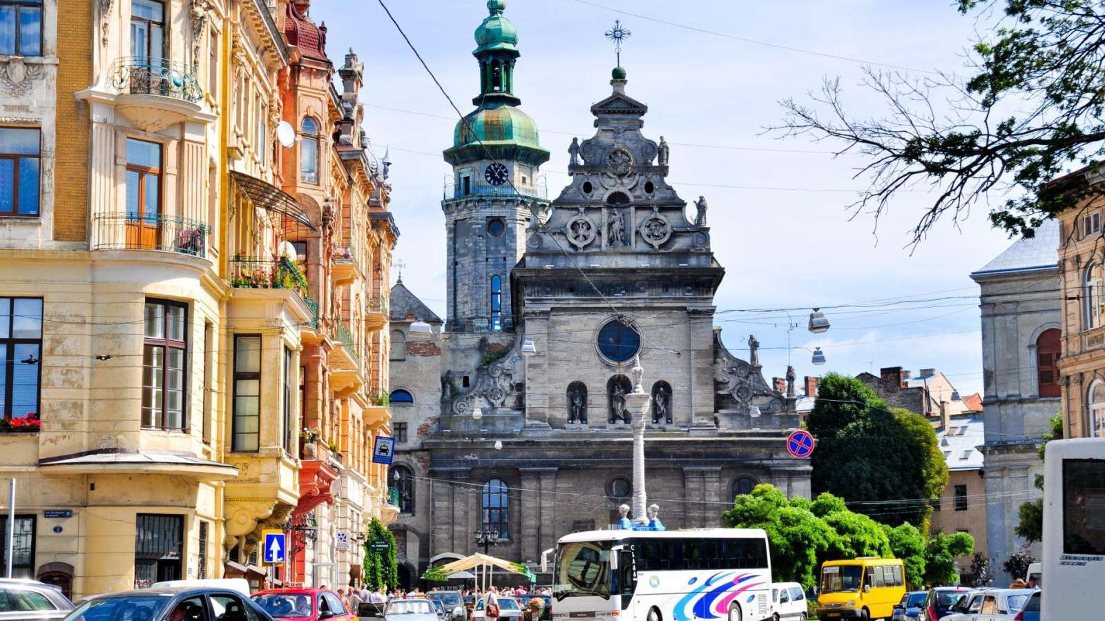 Istorijas pasakojančios Lvovo senamiesčio gatvelės