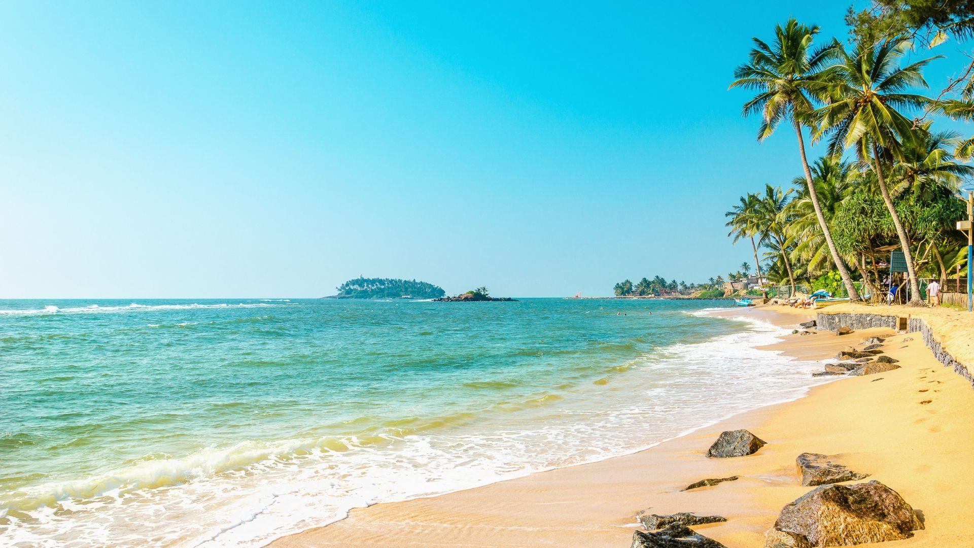 Auksinis Jamaikos paplūdimys