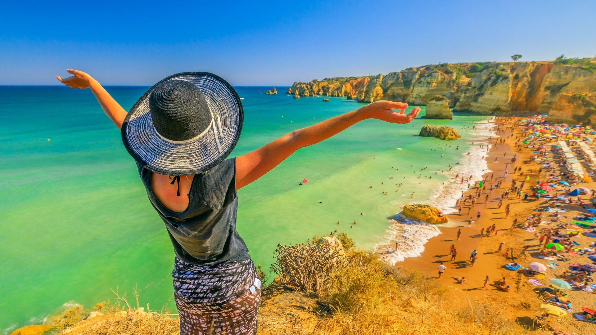 Nepaprasto grožio Dona Ana paplūdimys