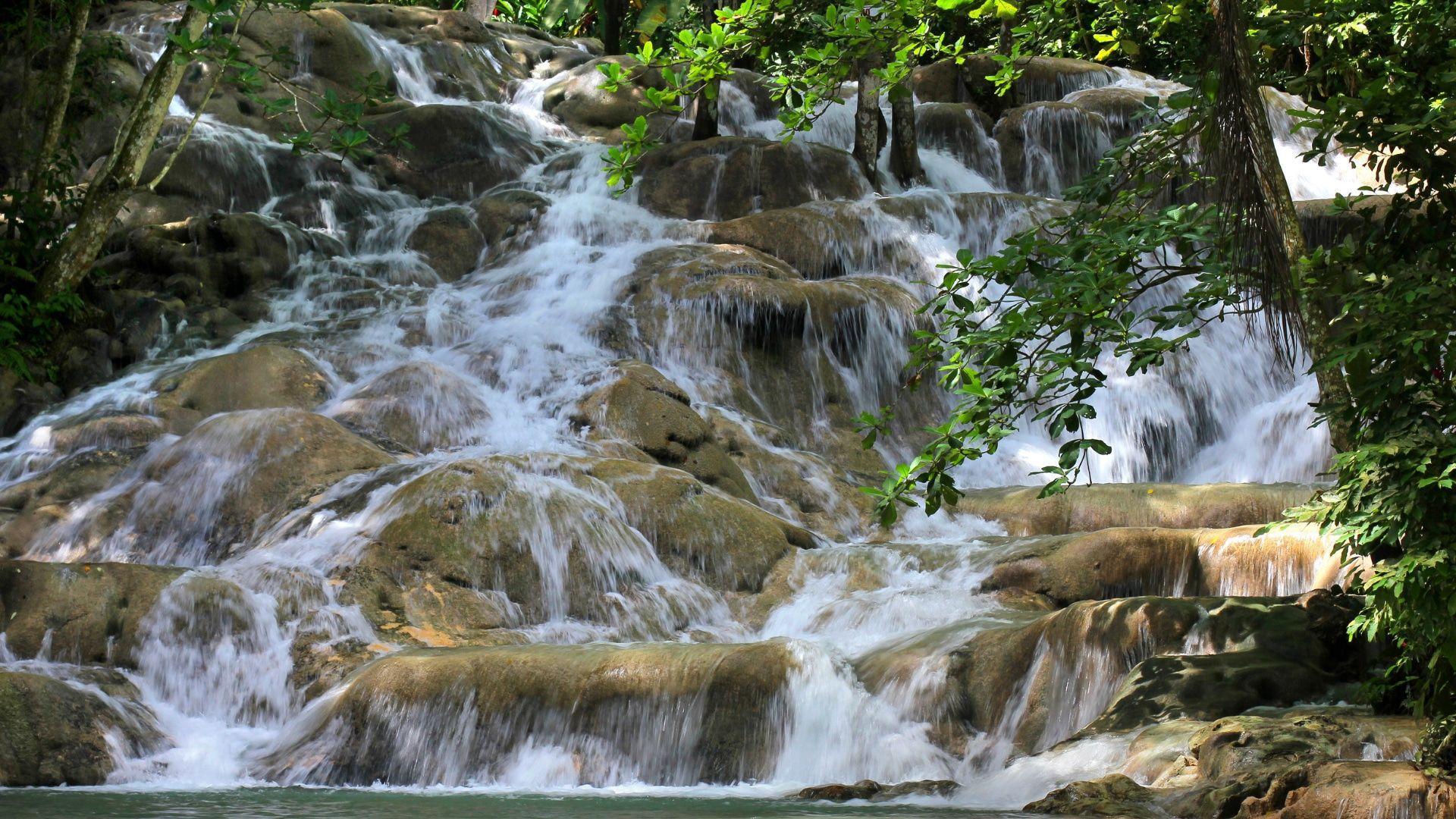 Dunns upės kriokliai, Jamaika