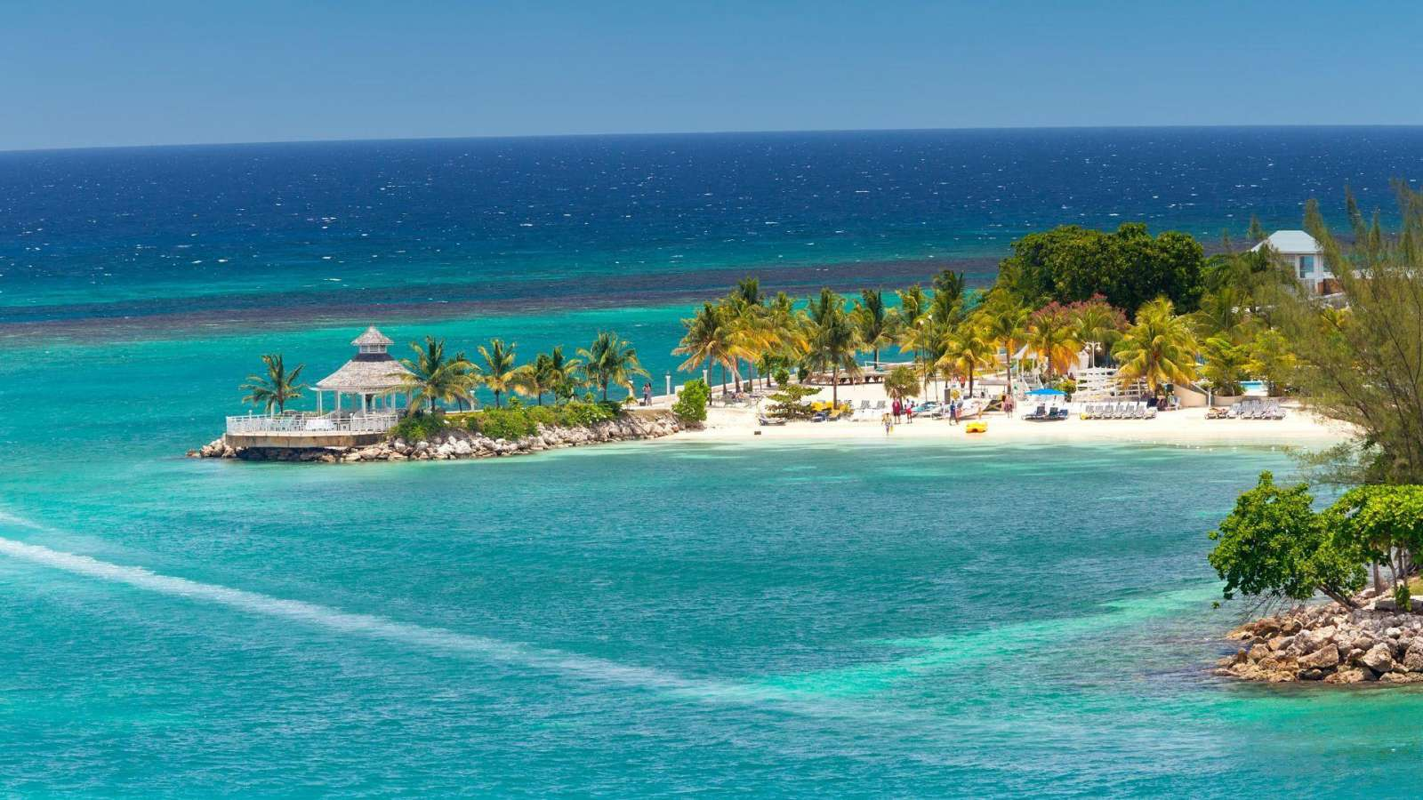 Egzotika alsuojanti Jamaika
