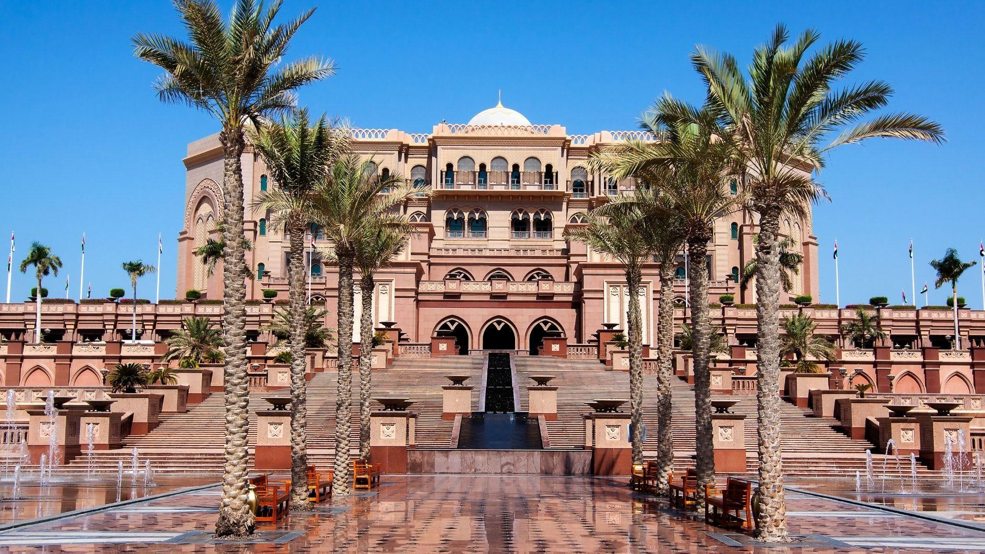 Emirates Palace, prabangiausias pasaulyje viešbutis