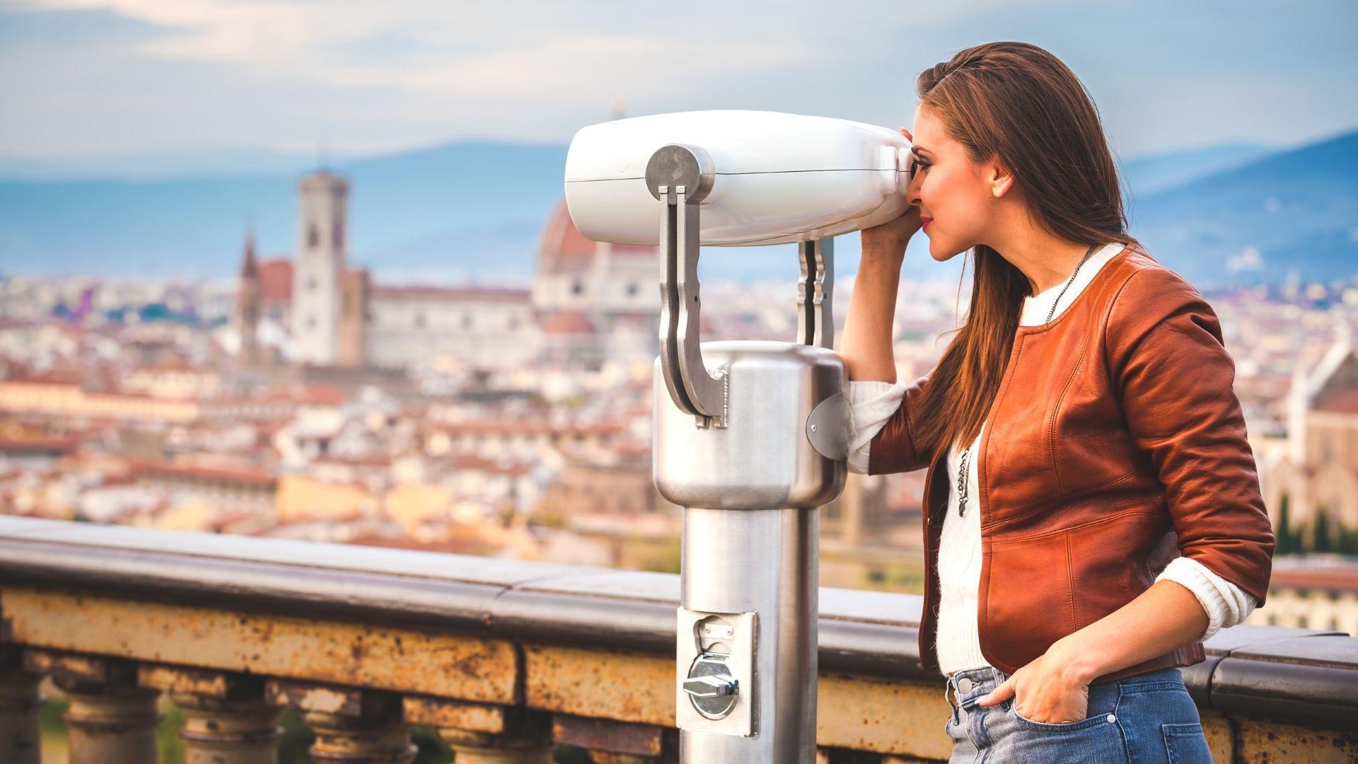Florencijos panorama susižavi kiekvienas