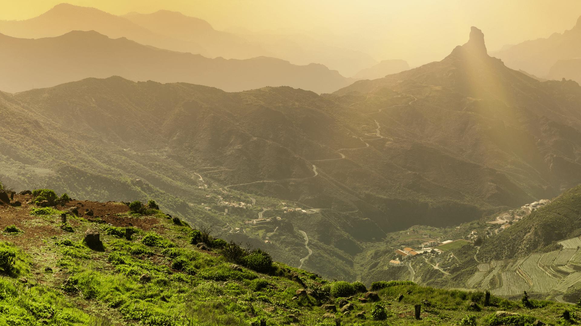 Gran Kanarijoje - tikra gamtos įvairovė