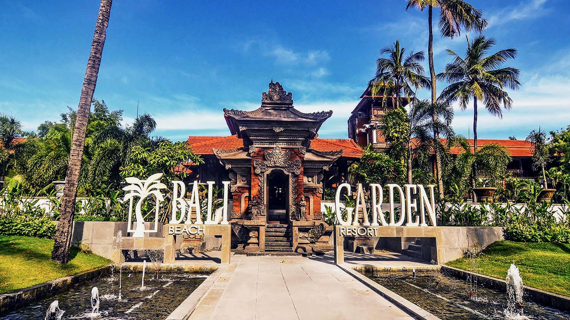 """Bali Garden Beach Resort"" viešbutis"