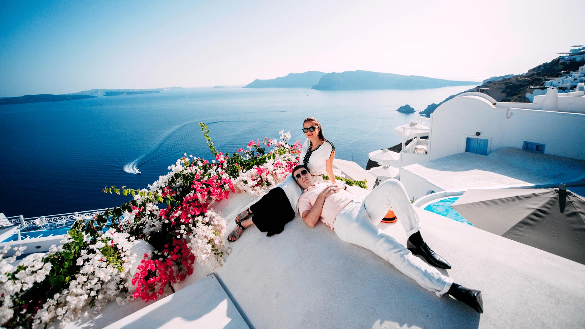Įsimintinas poilsis pasakiškoje Santorinio saloje
