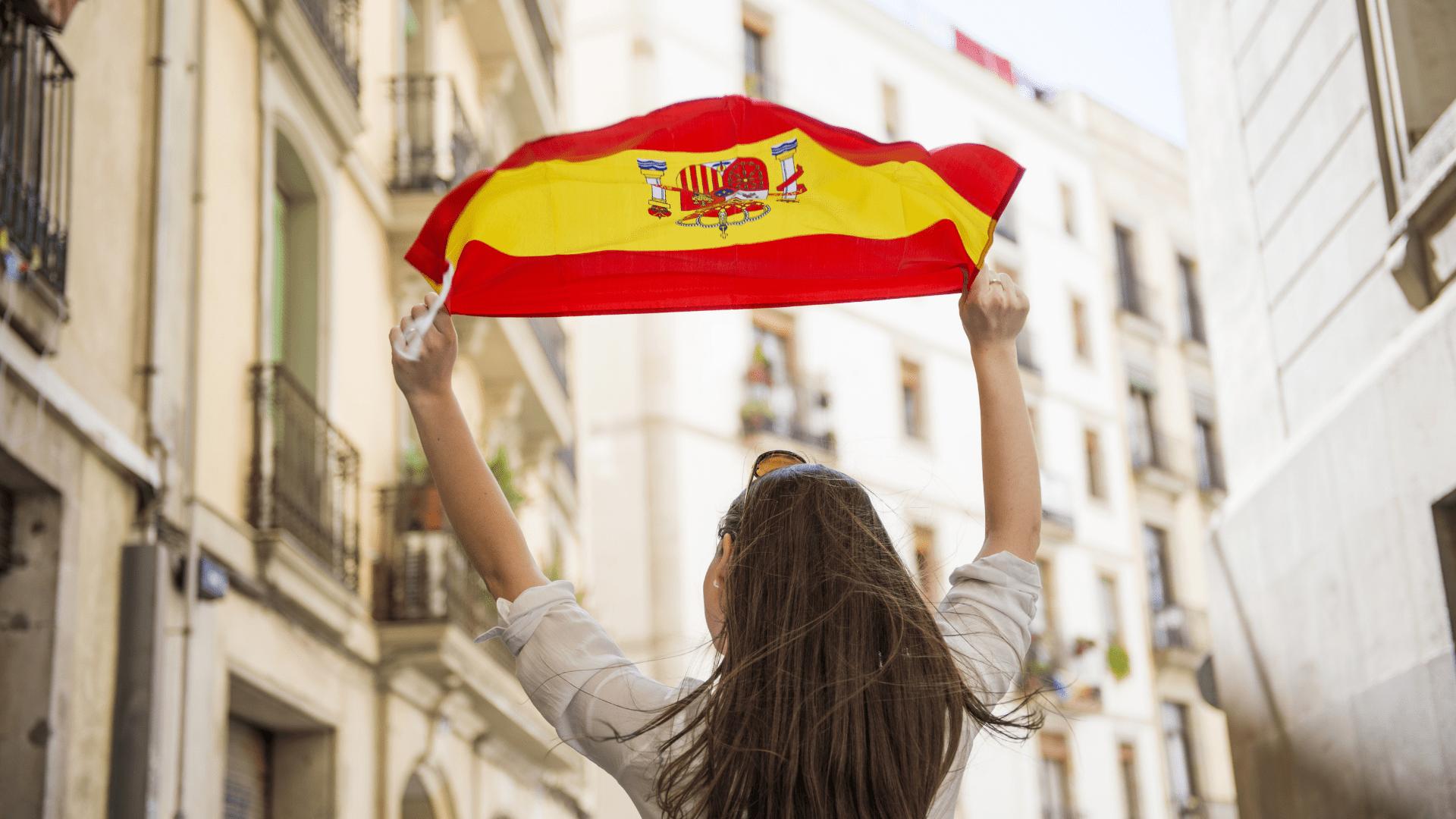 Pajuskite Ispanijos dvasią