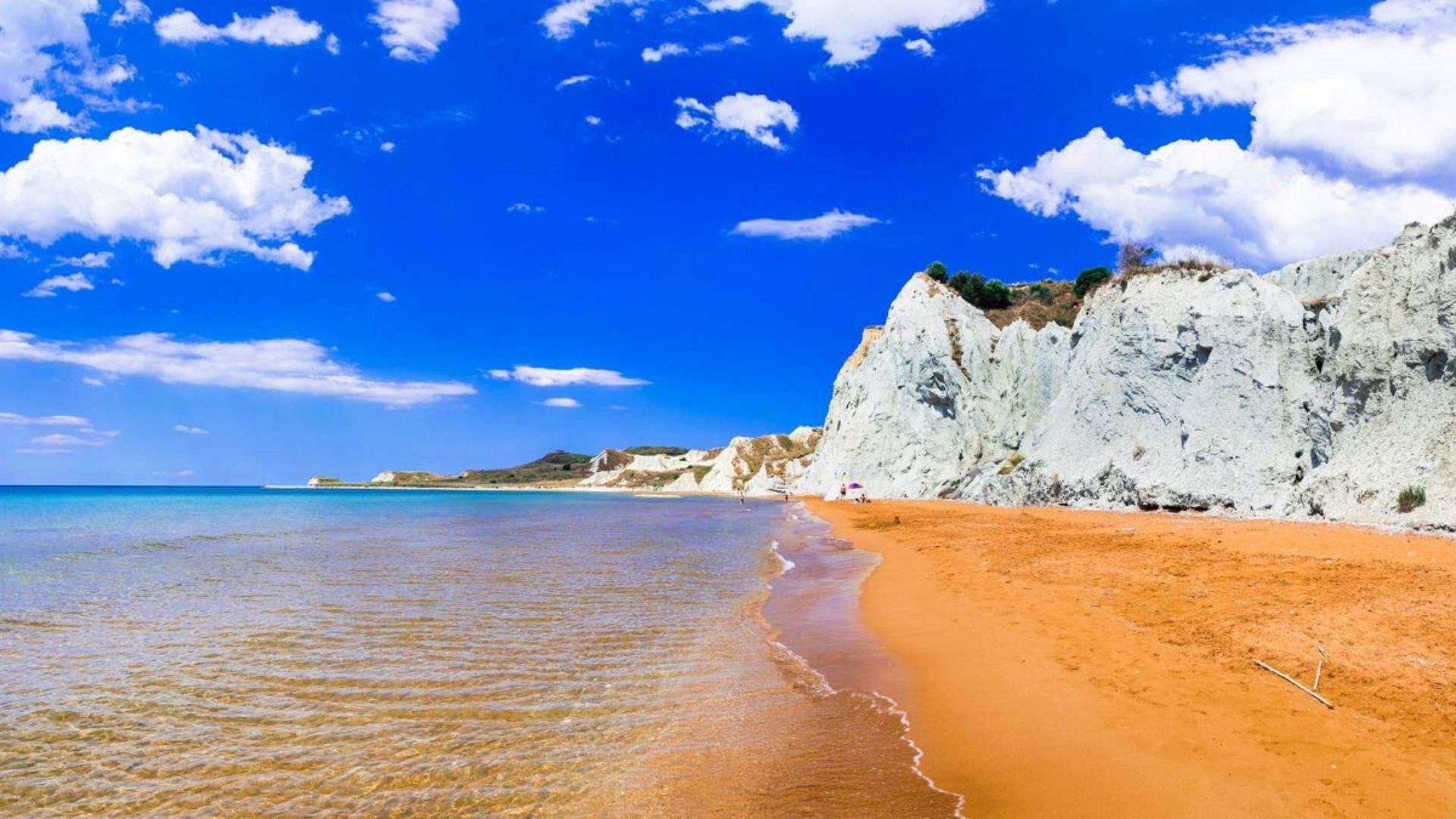 Išskirtinio grožio Ksi paplūdimys