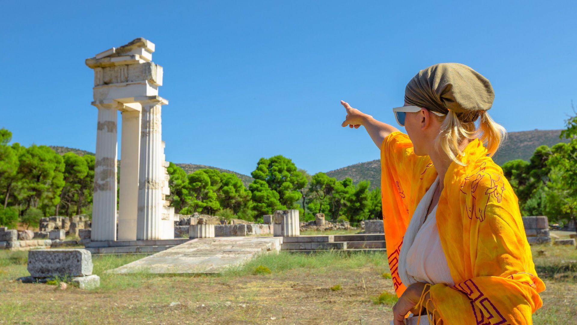 Istorinis Graikijos palikimas, Asklepieion šventykla