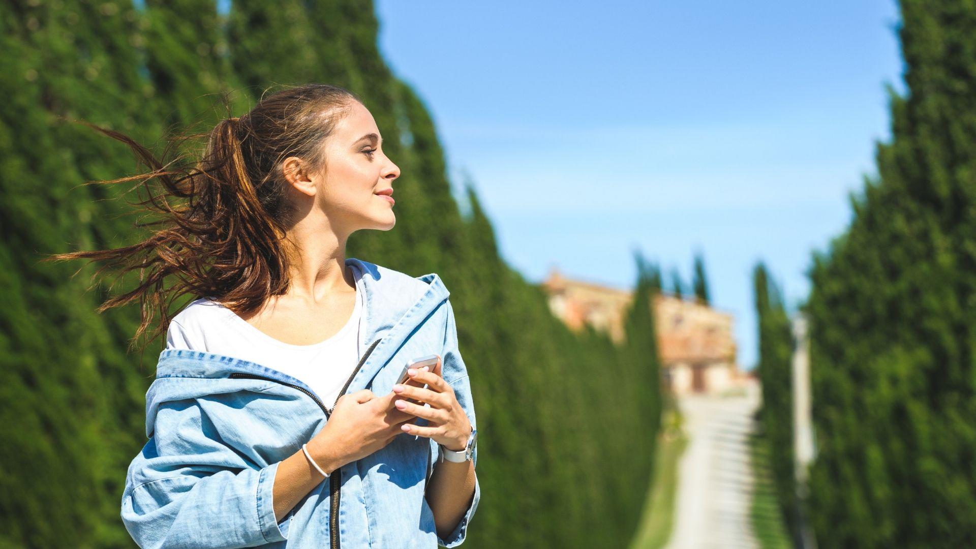 Itališka dvasia pripildyta kelionė