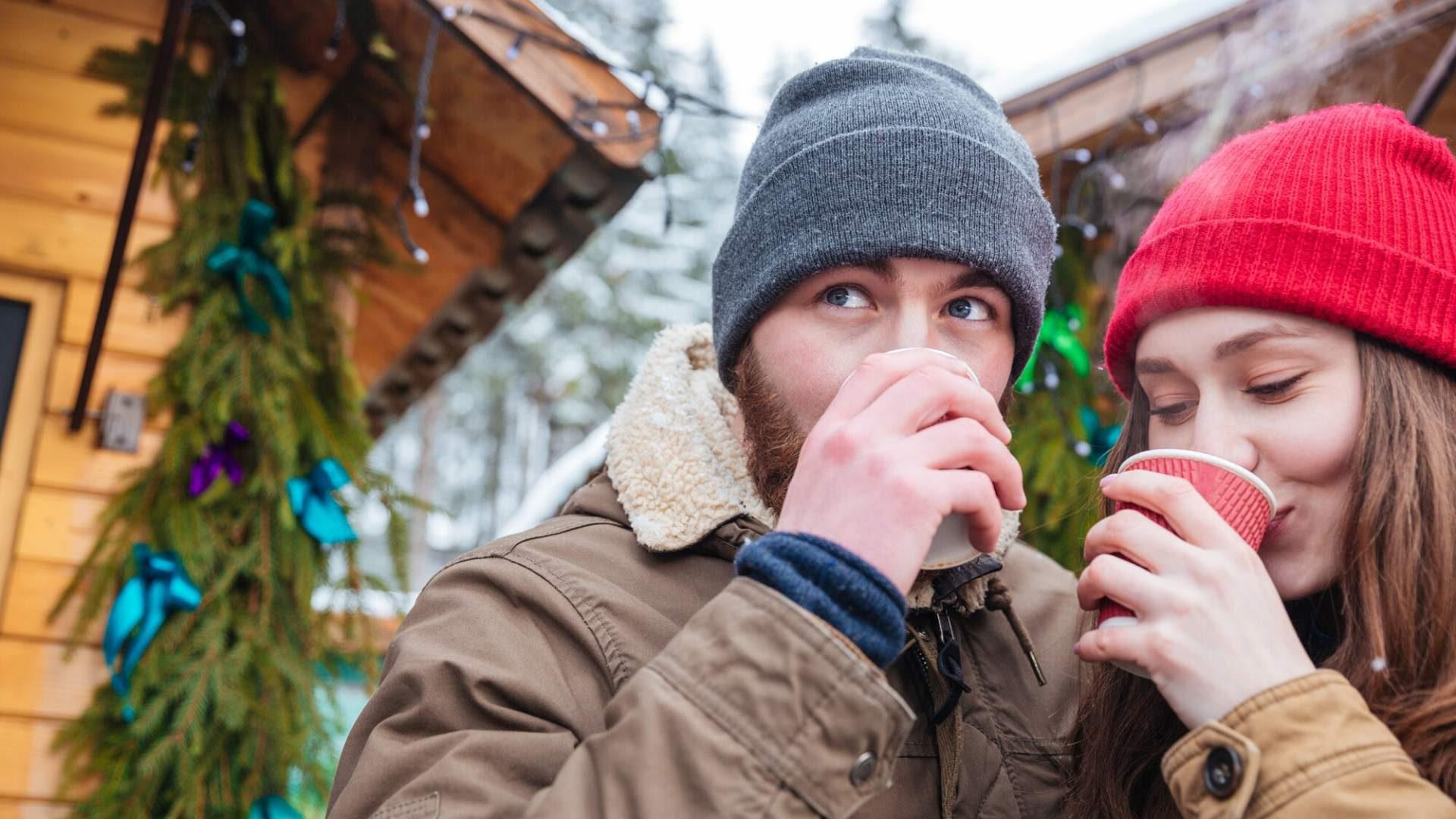 Jaukios kelionės akimirkos kalėdinėje mugėje