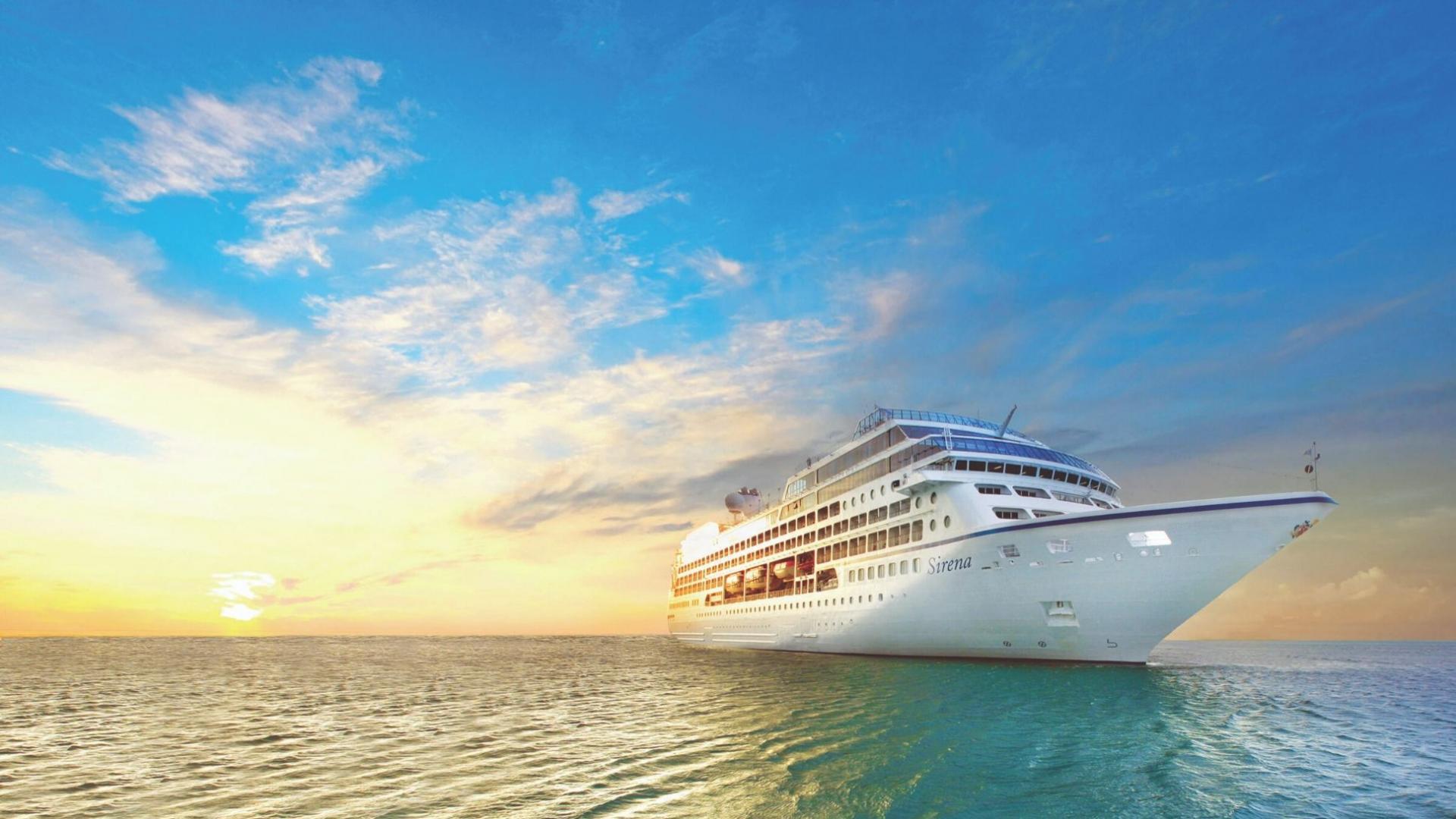 """Jūsų laukia nepamirštama kelionė prabangiame kruiziniame laive """"Oceania Sirena"""""""