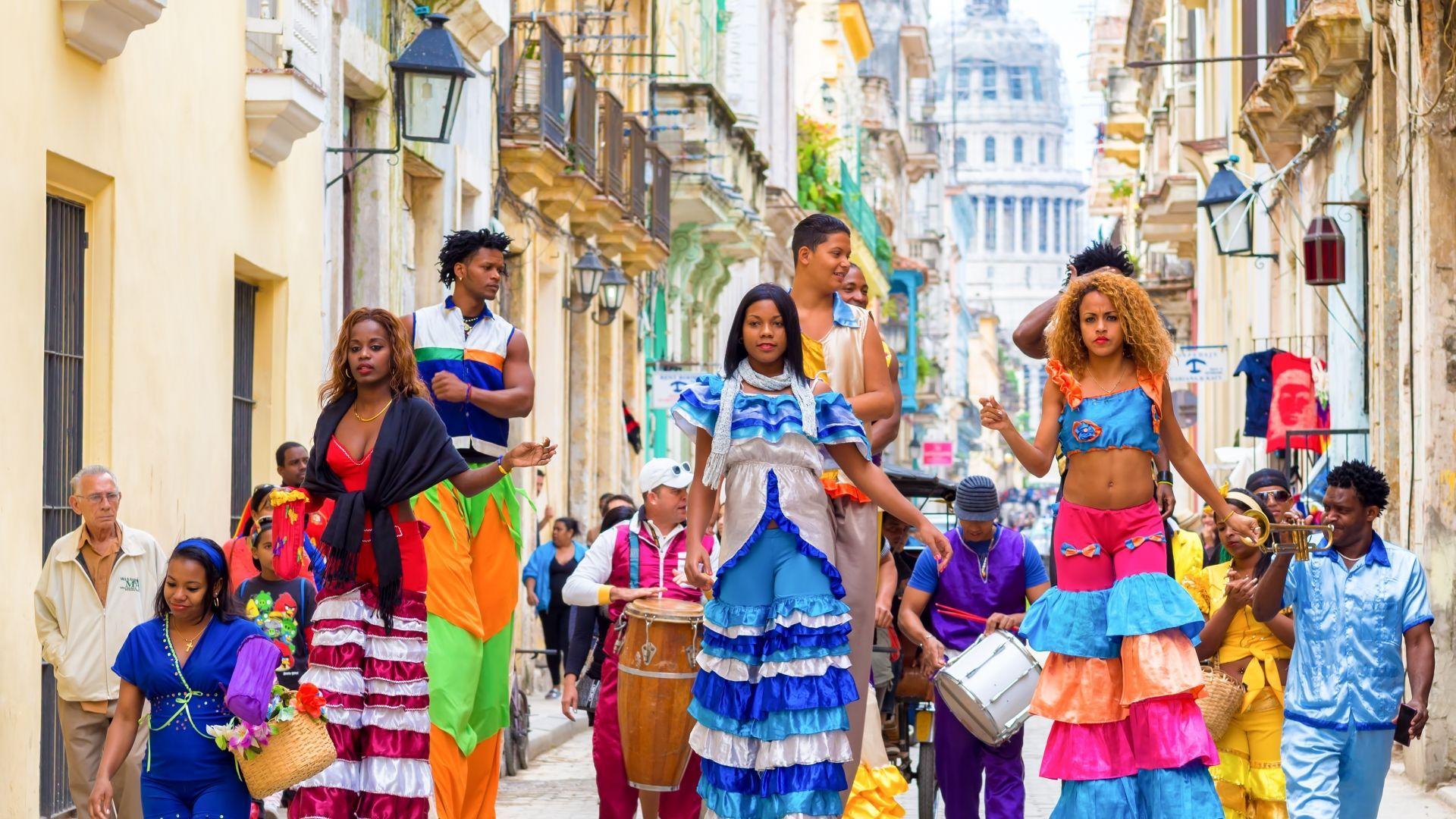 Karnavalas Kuboje