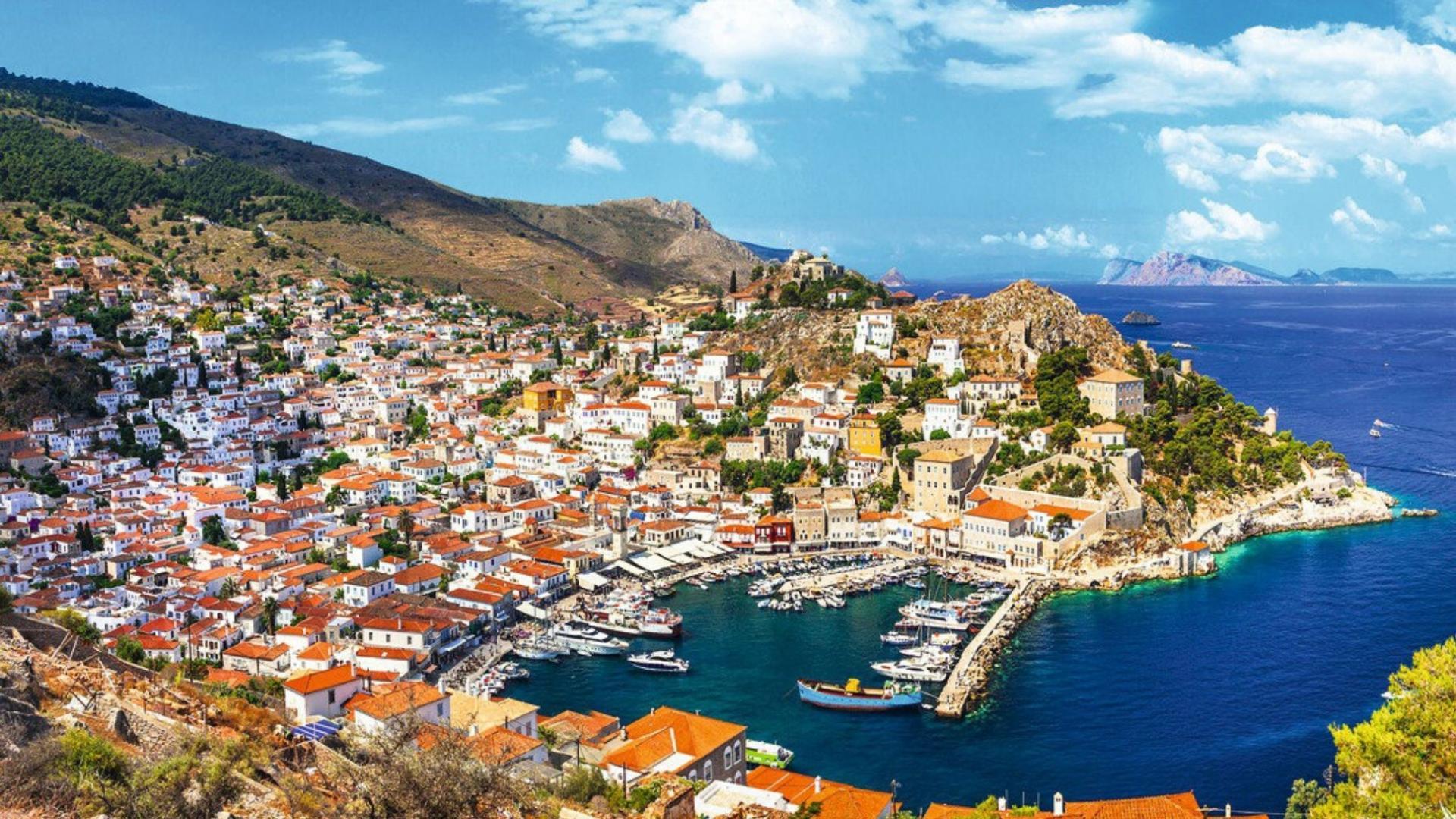 Keliaudami Graikijoje aplankysite ir Idros salą