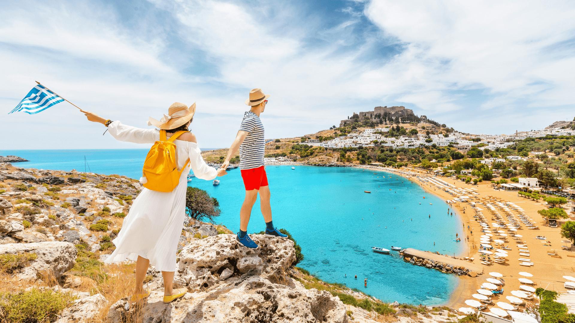 Kelionė į Rodo salą Graikijoje