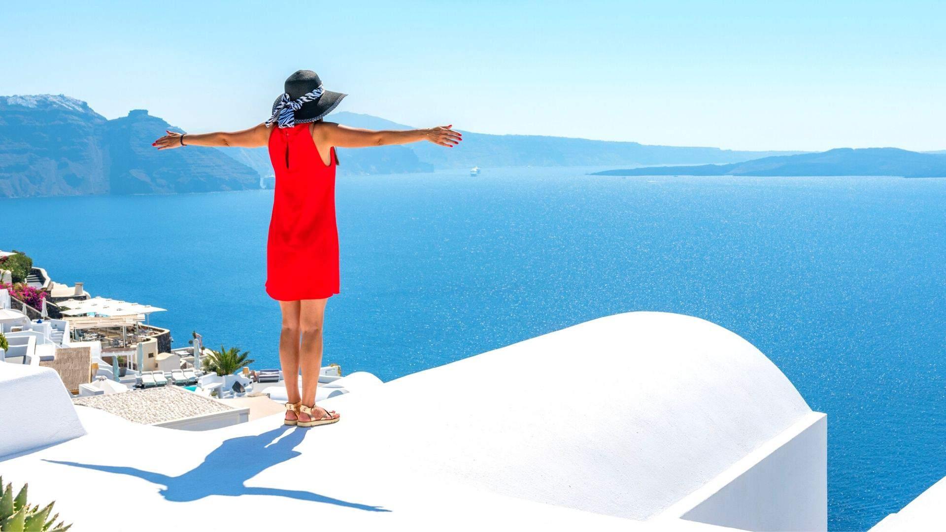 Kelionė į Santorini bus kupina geriausių patirčių