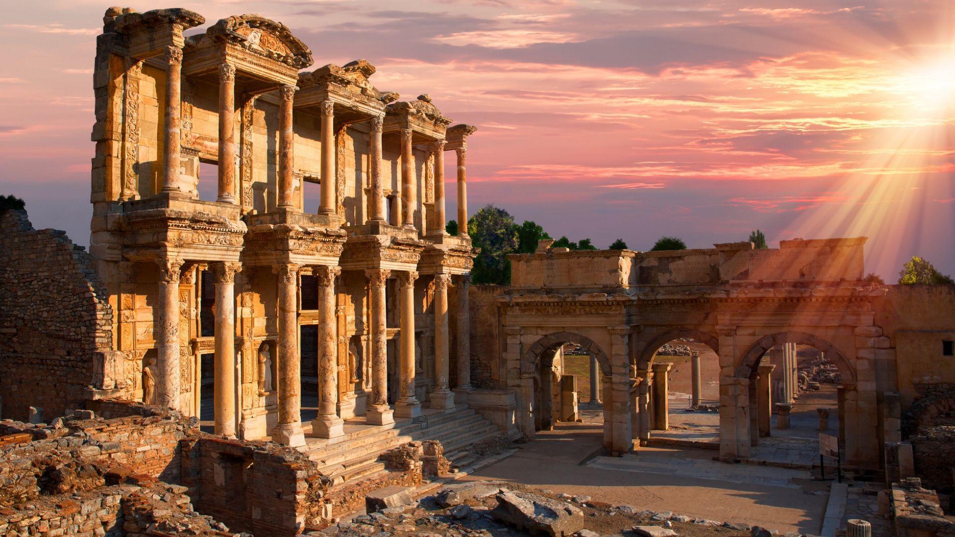 Kelso biblioteka, Efesas