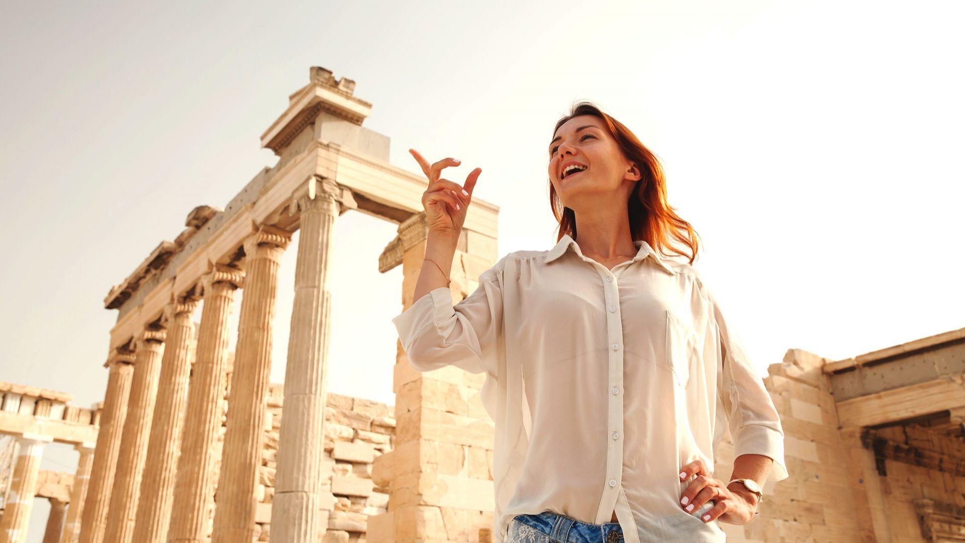 Kiekvienas keliautojas pamils Graikiją