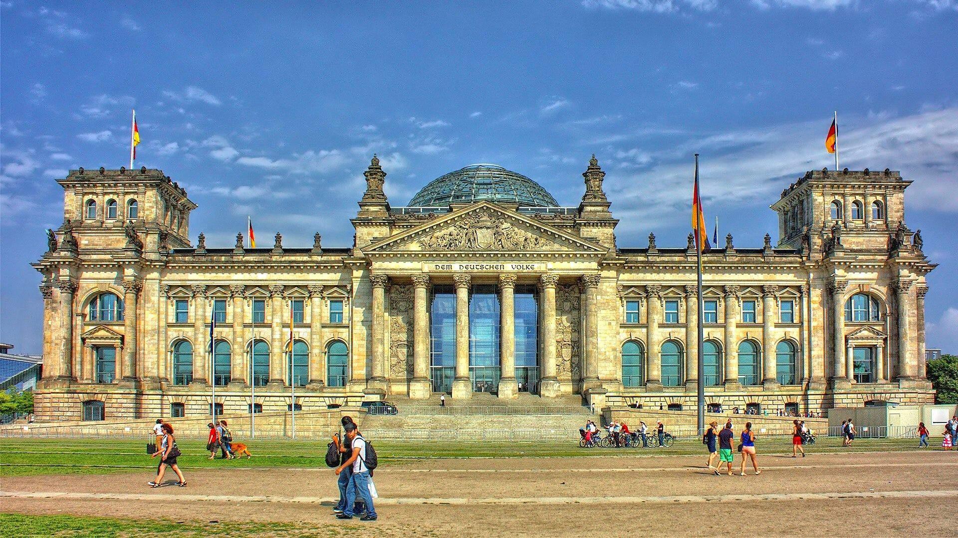 Kiekvienas pastatas Berlyne – kupinas istorijos