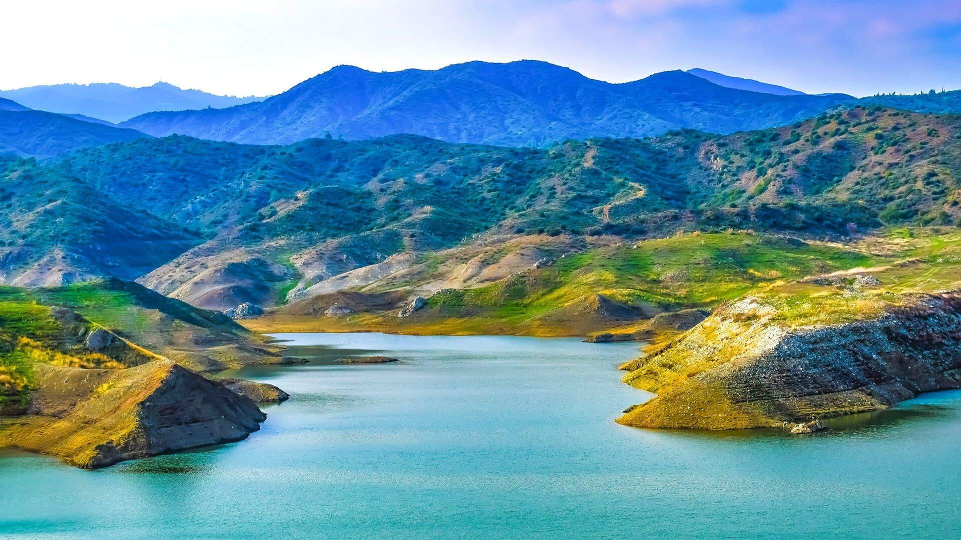 Kipro gamta – gniaužia kvapą